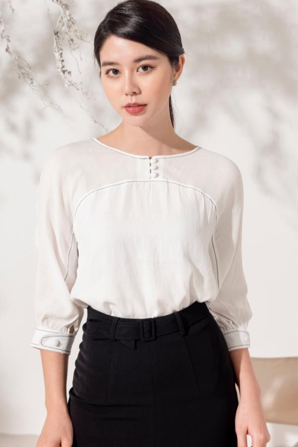 Áo Cầu Ngực Cong - Nữ