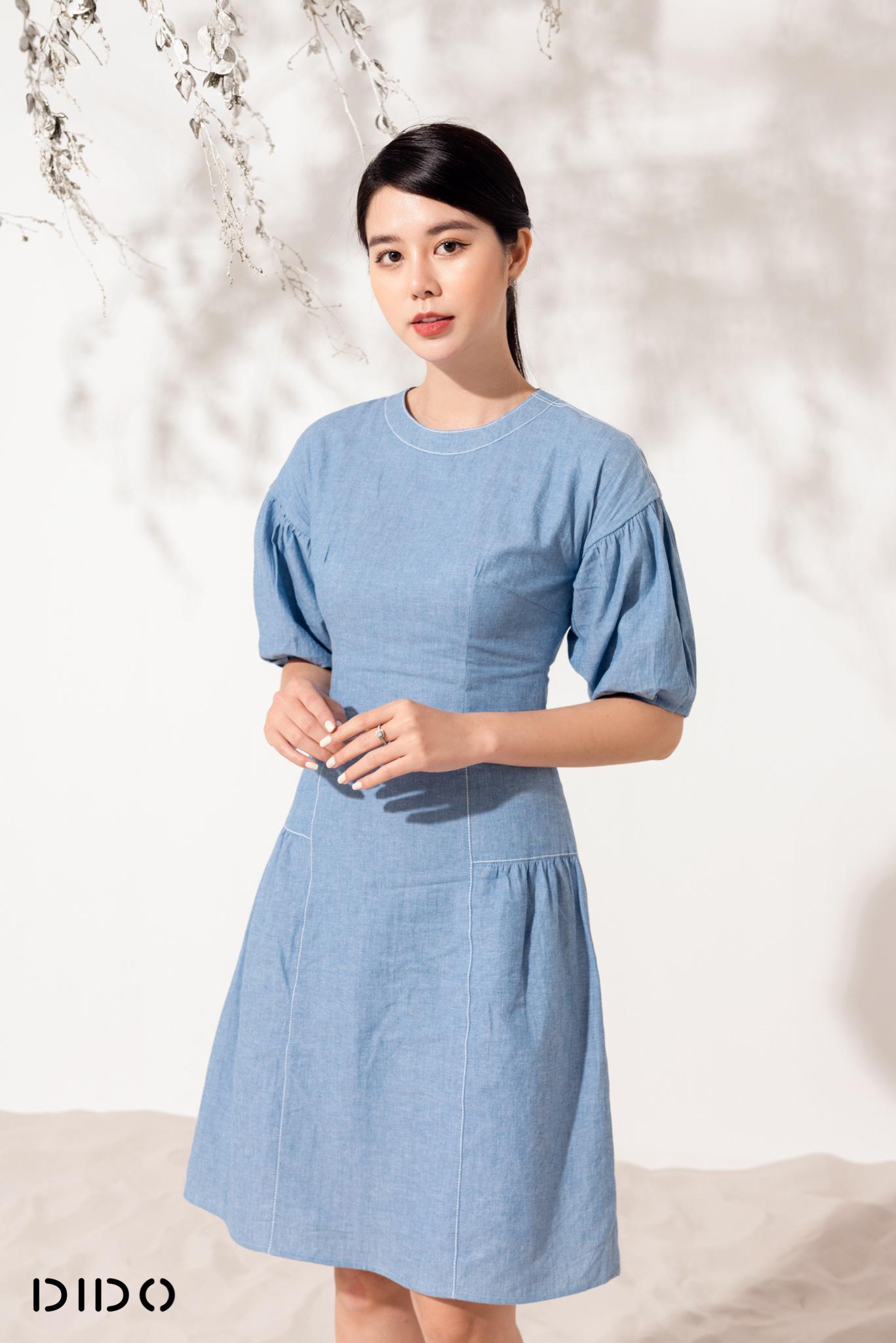 Váy Túi Gập - Nữ