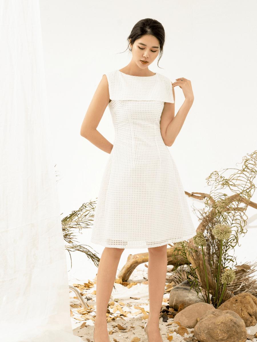 Váy Đáp Cổ Nữ