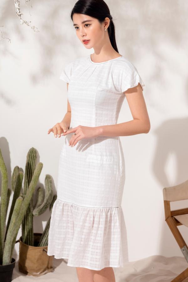 Váy Đuôi Cá Trần Chỉ - Nữ