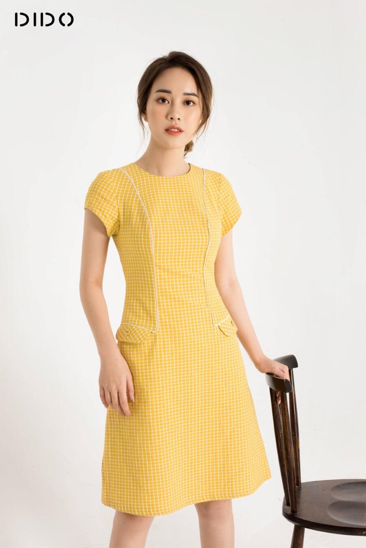 Váy Suông 2 Túi A - Nữ