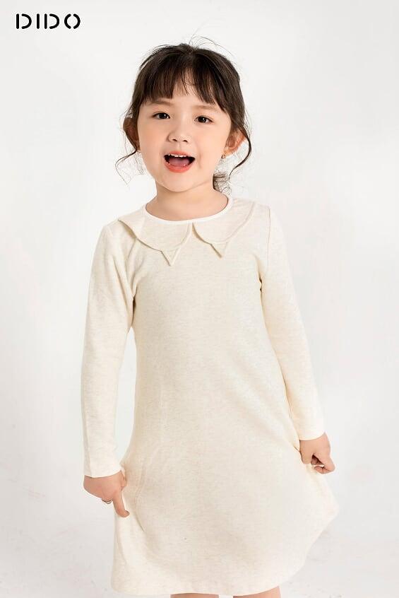 Váy Tai Thỏ 100% Cotton - Bé Gái