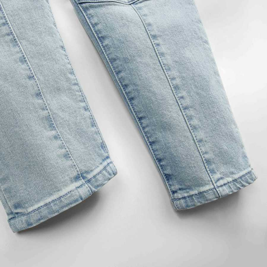 SP271 - Quần Jeans Skinny Biker Stacked