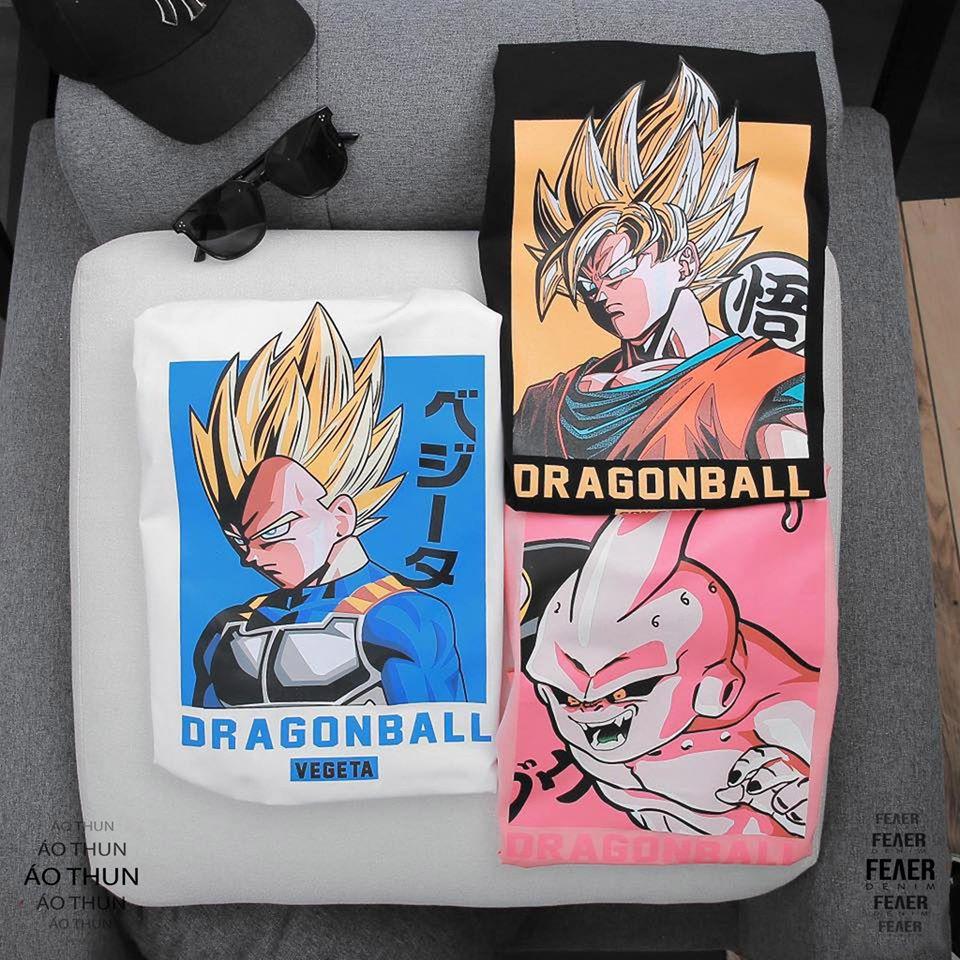 SP110 - Áo Thun Dragon Ball