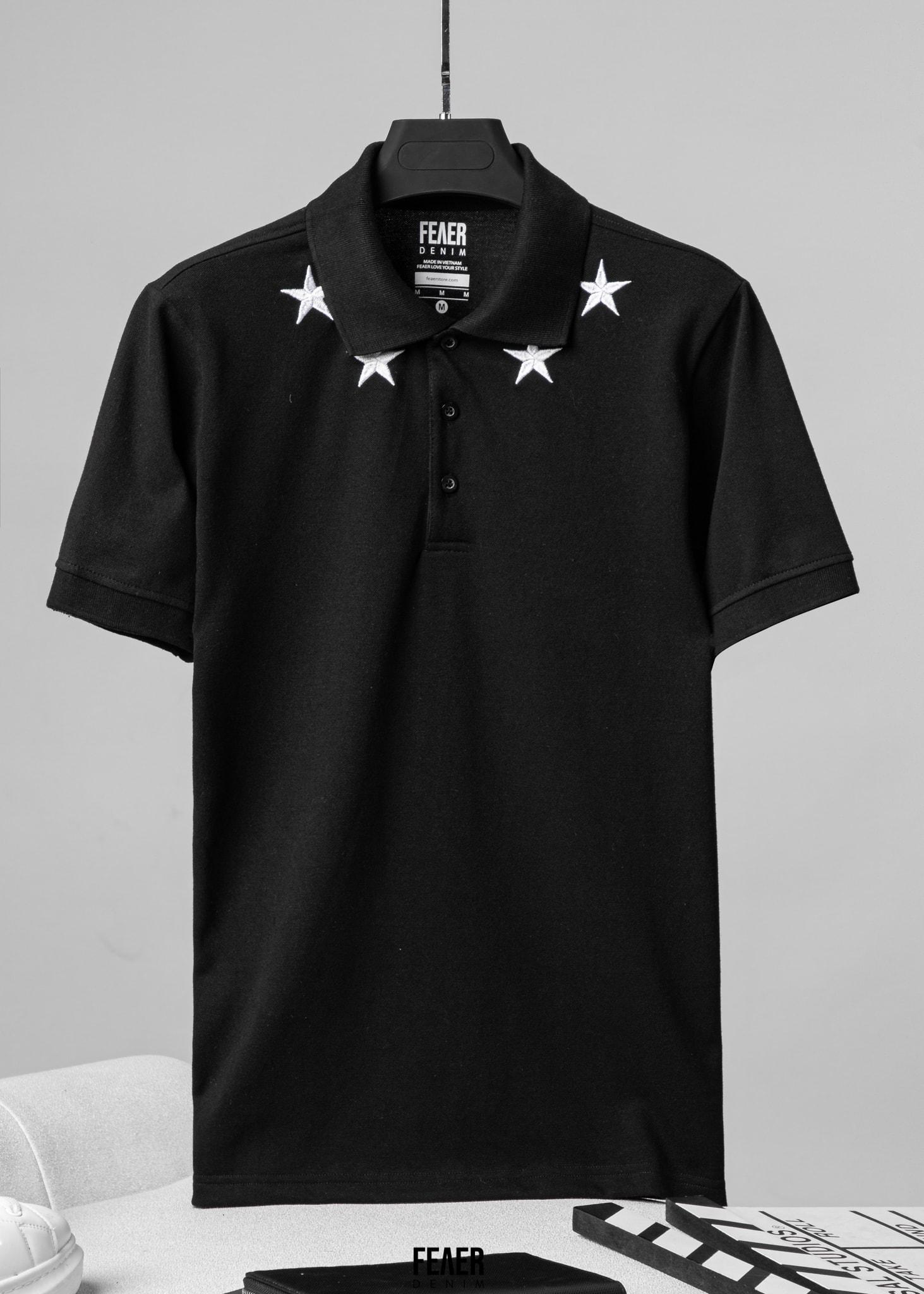 SP197 - Áo Polo Star Rolling