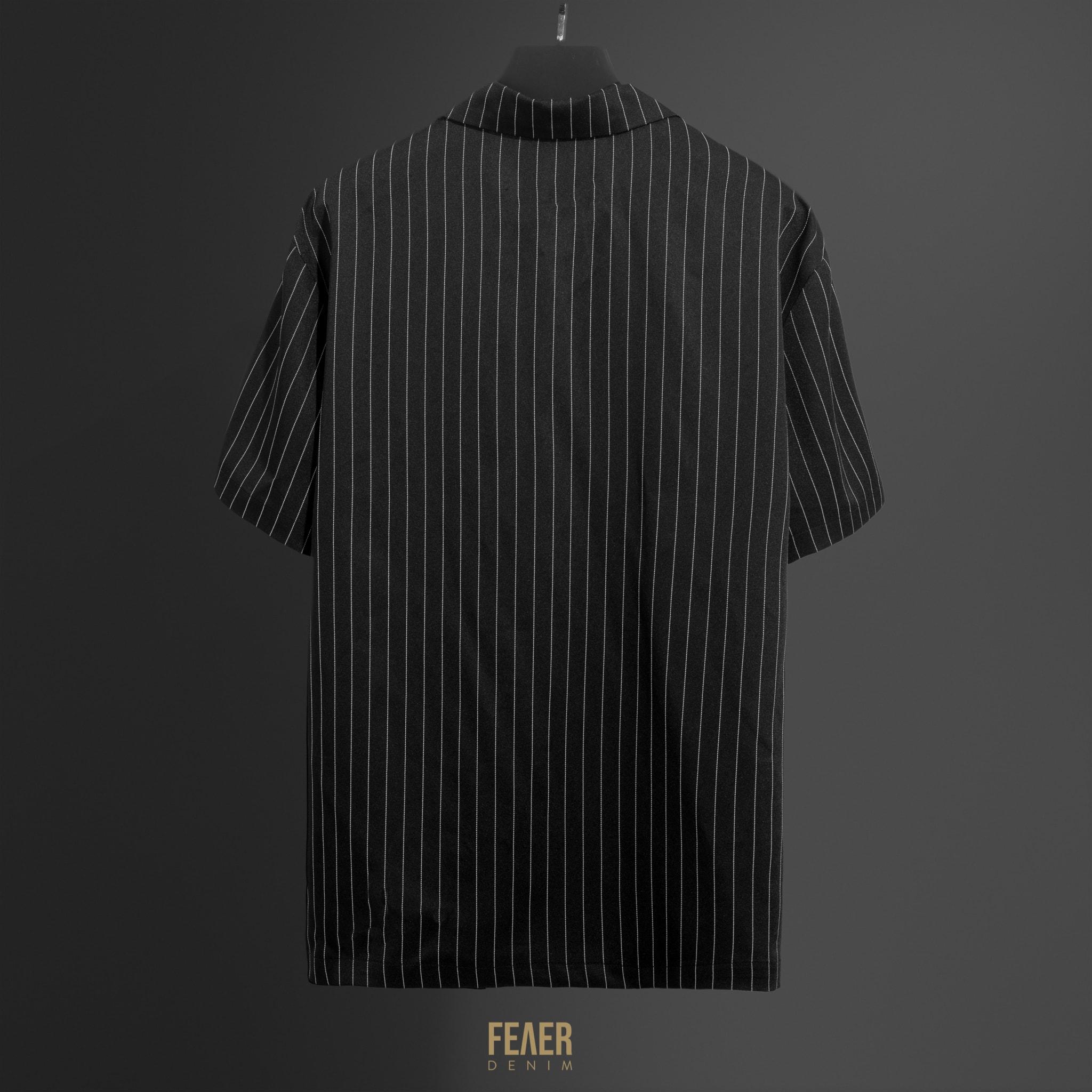SP133 - Áo Striped Feaer