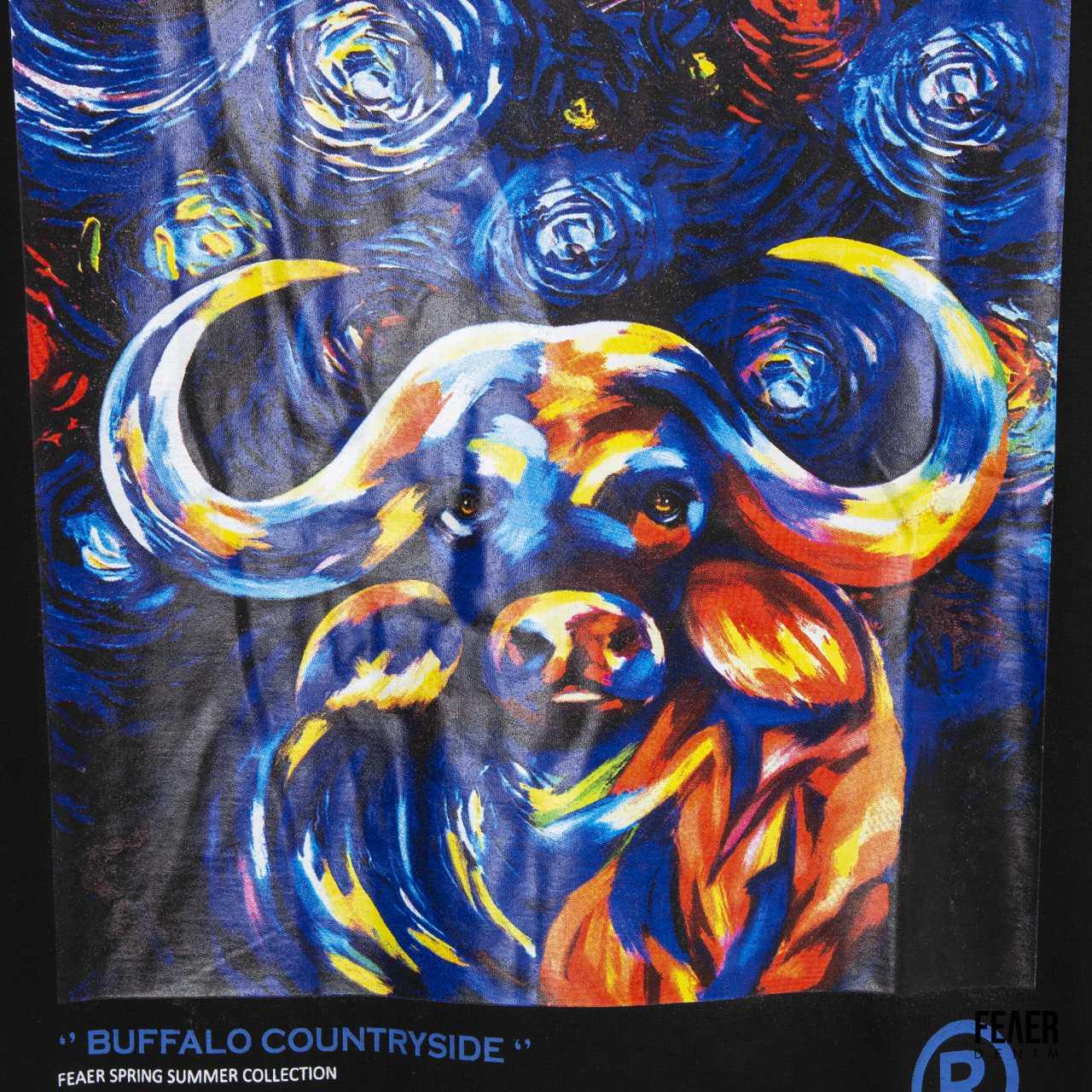 SP308 - Áo Thun Buffalo Culture