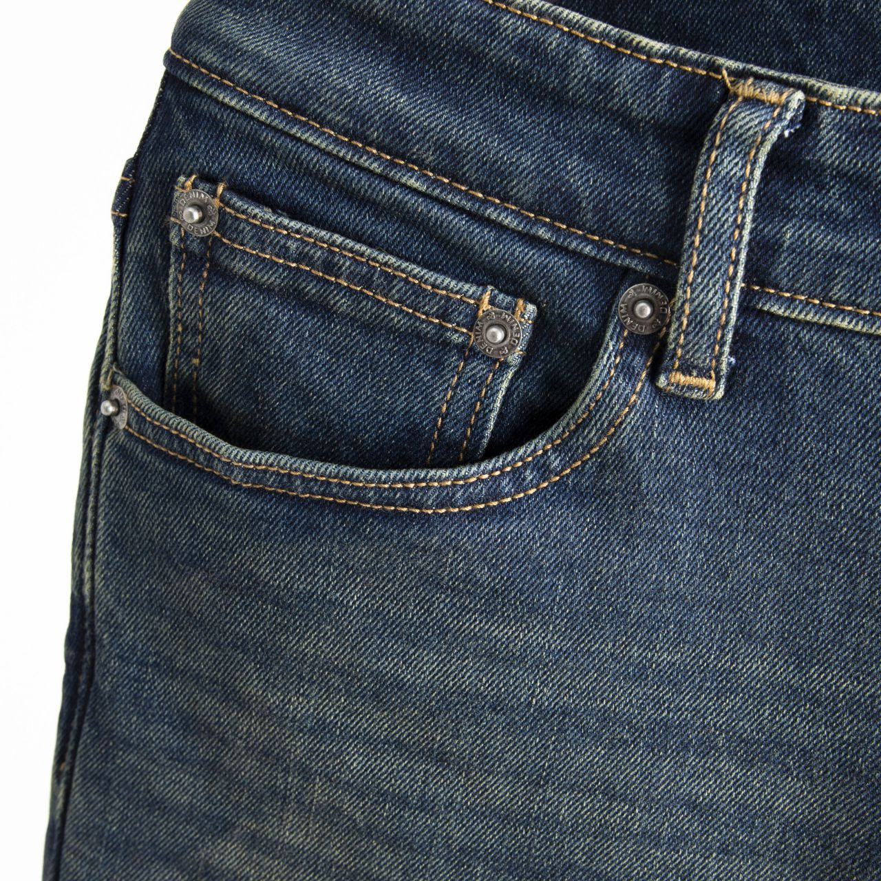 SP346 - Quần Jeans Skinny Fit The 90S