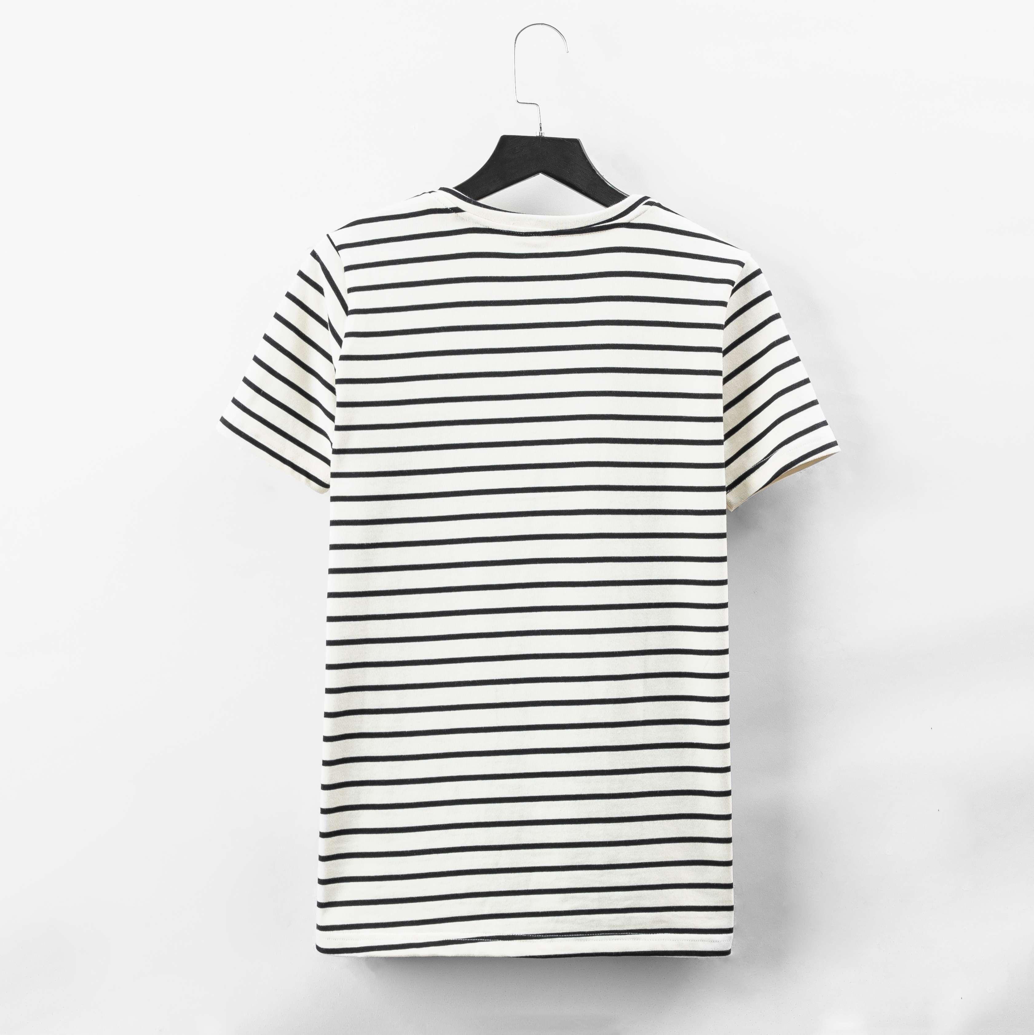 SP247 - Áo Thun Roomy Striped