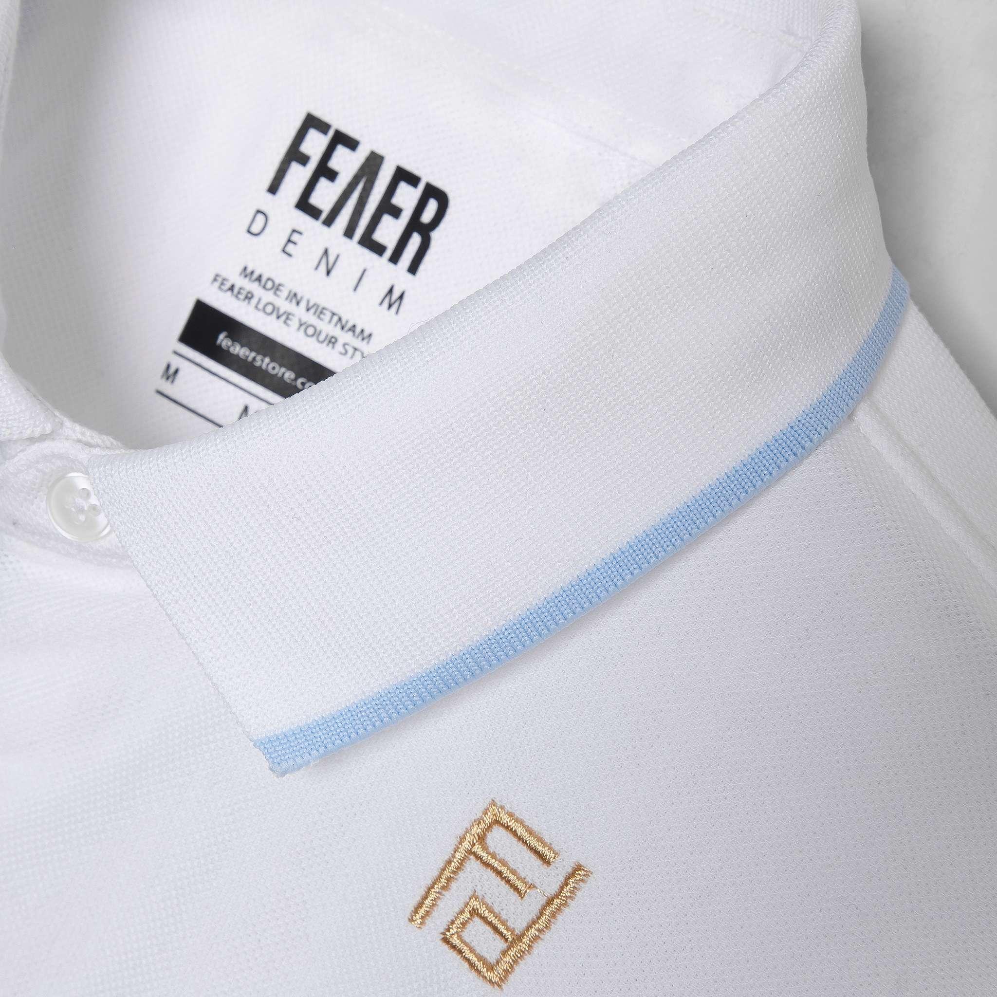SP255 - Áo Polo Pattern Feaer