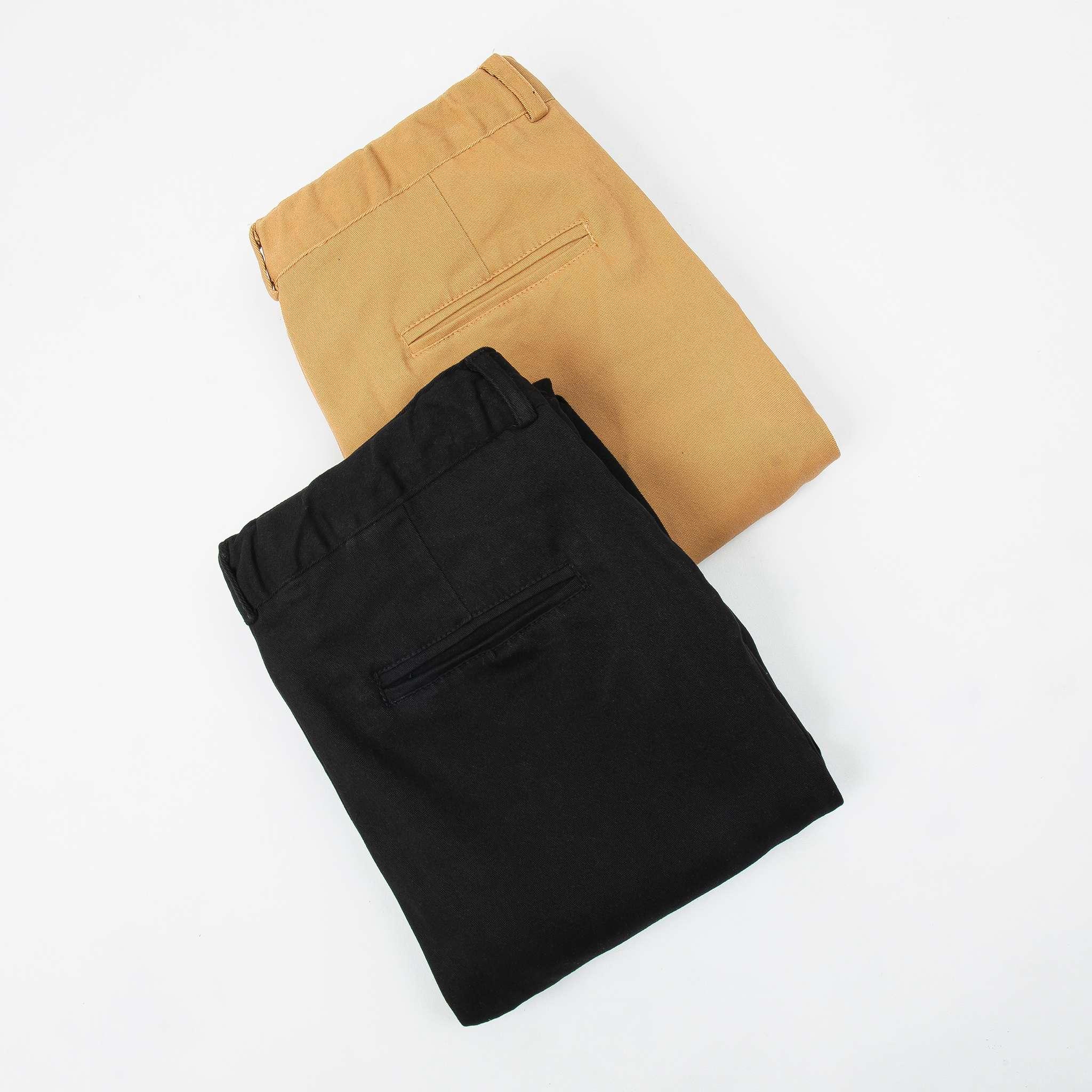 SP256 - Quần Tây Kaki Pocket
