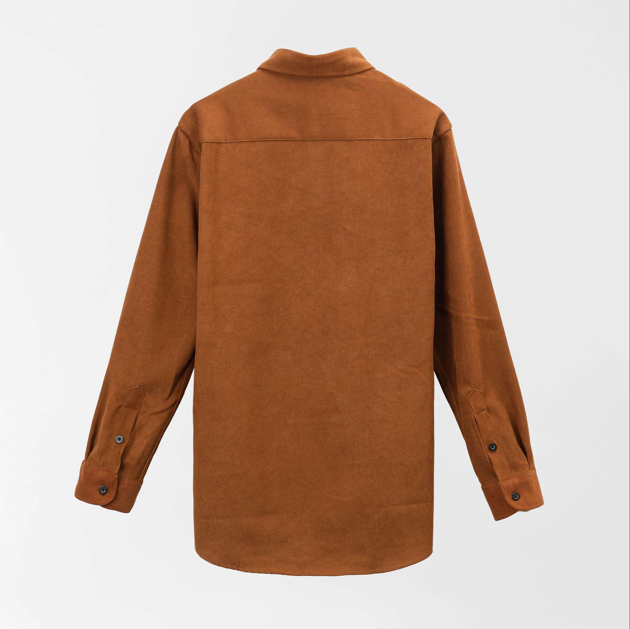 SP267 - Áo Sơ Mi Velvet Fabric