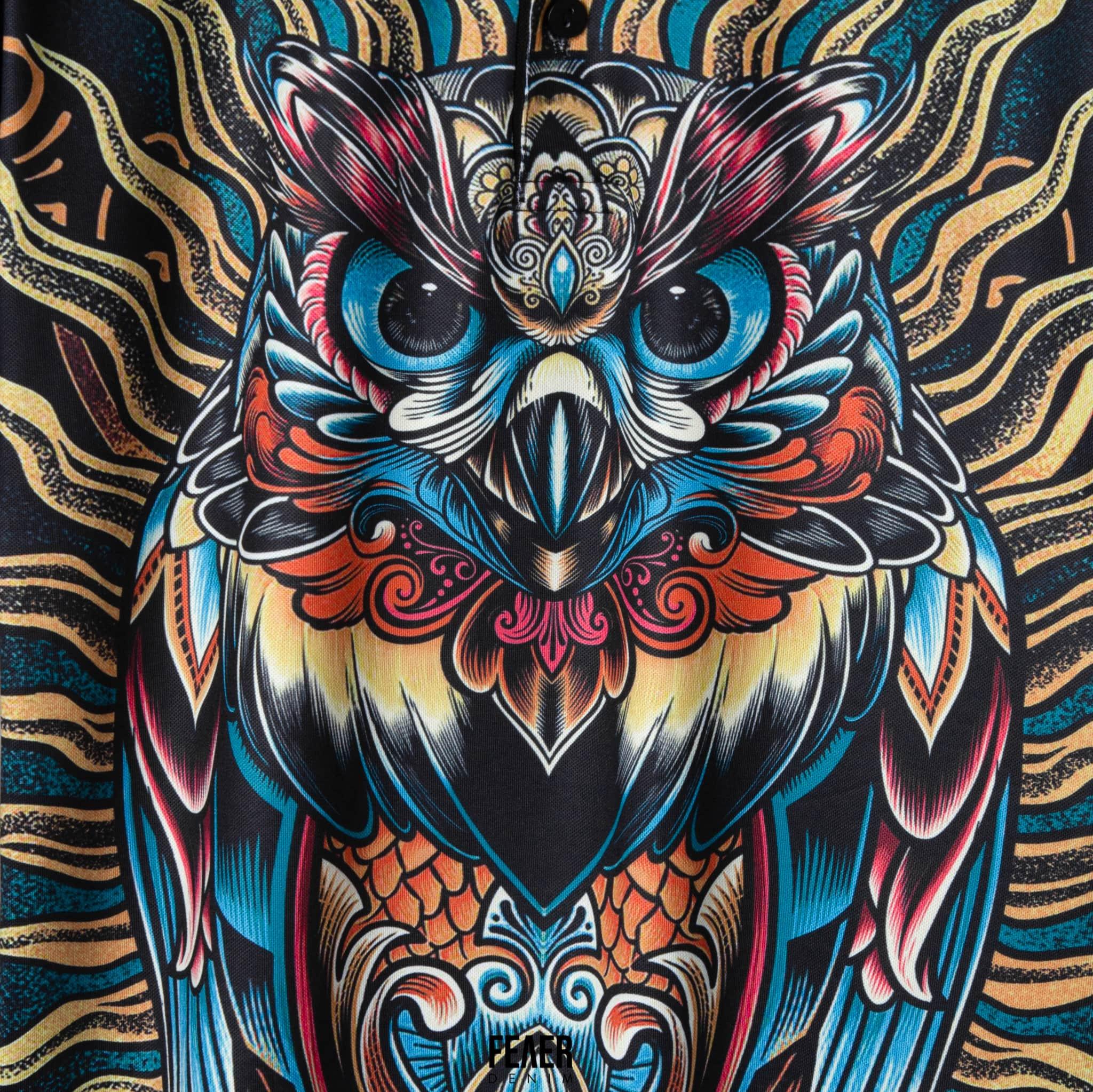 SP179 - Áo Polo The Owl