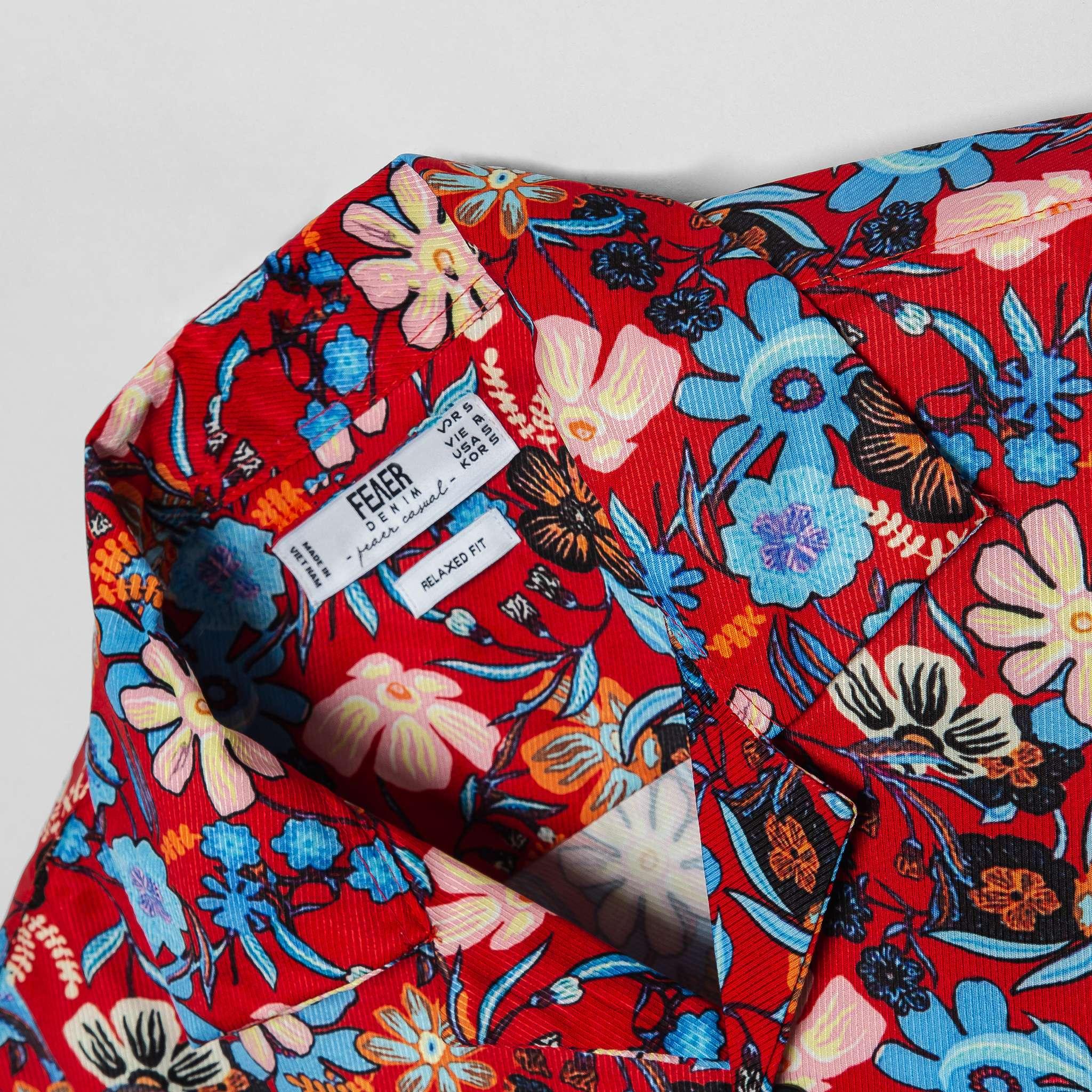 SP234 - Áo Sơ Mi Lapel Collar