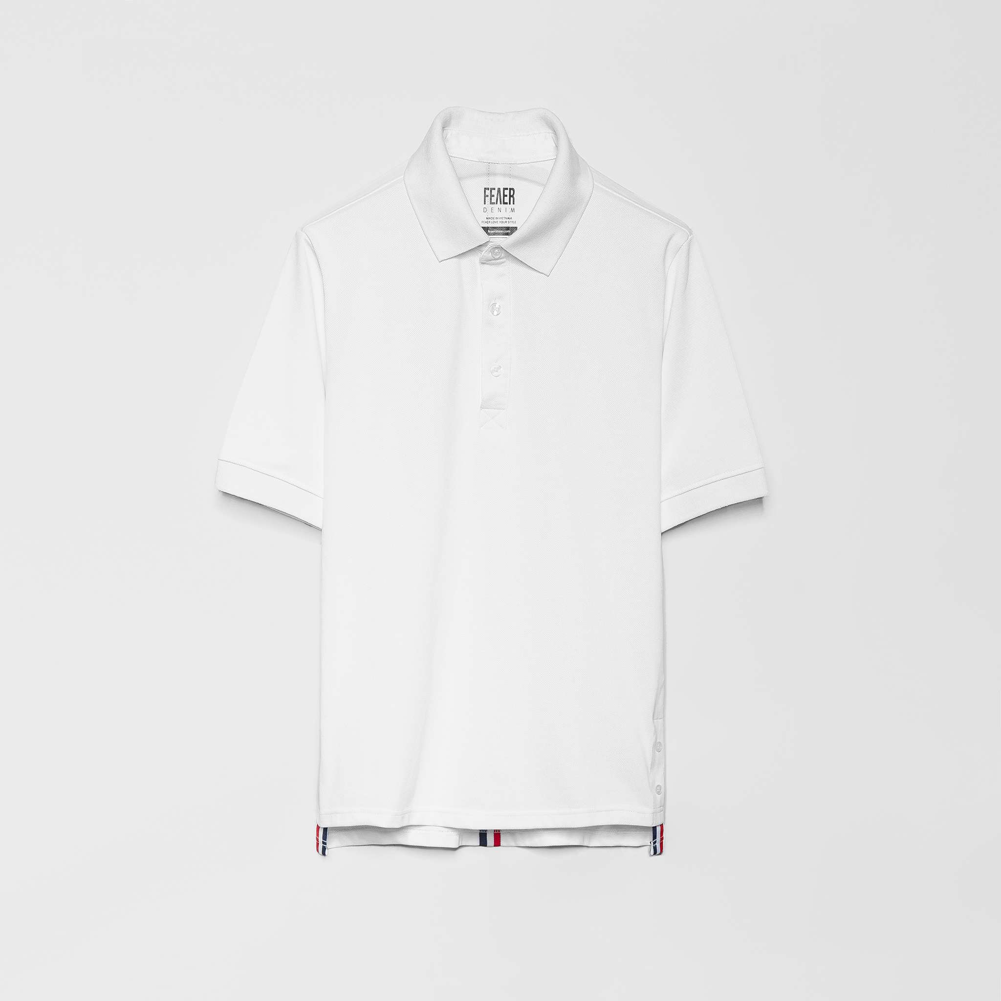 SP235 - Áo Polo Center-Back Stripe