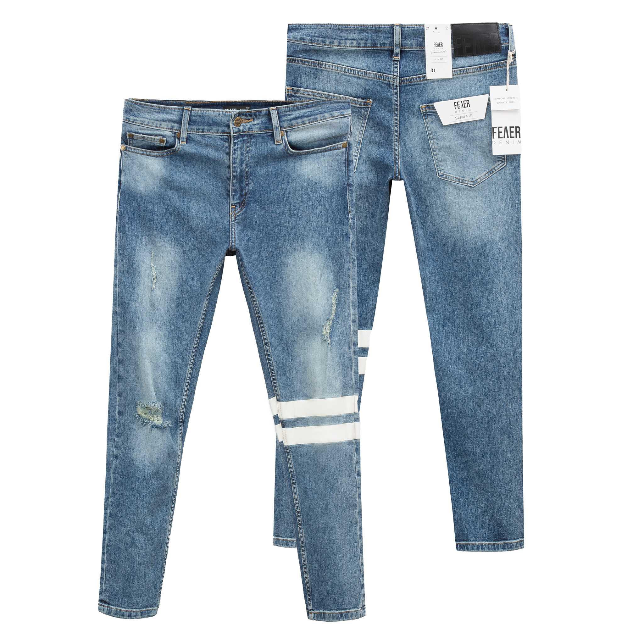 SP272 - Quần Jeans Skinny Vintage Blue