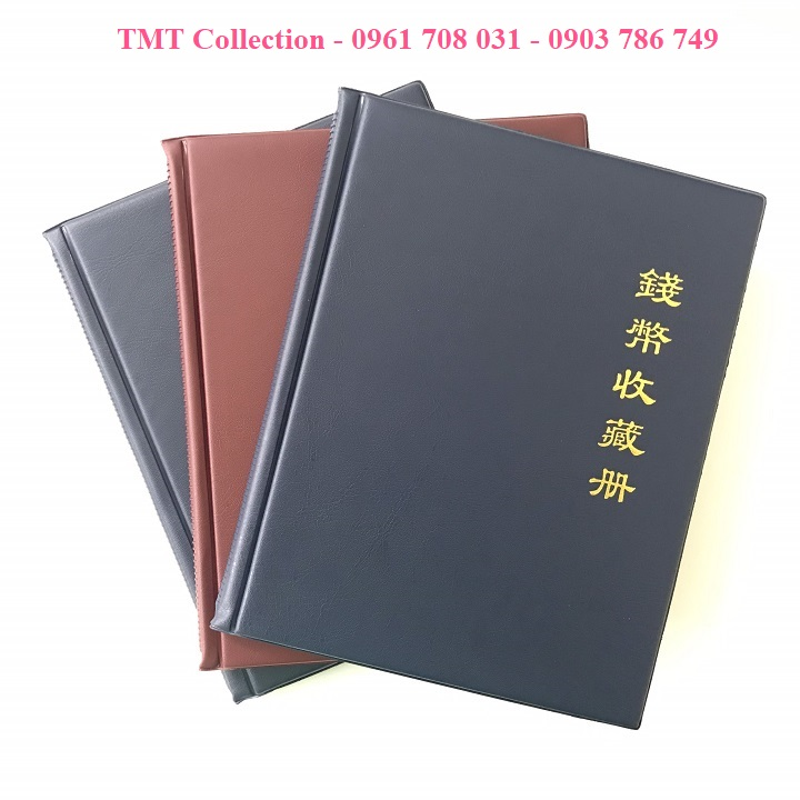 Album 200 xu không holder - TMT Collection