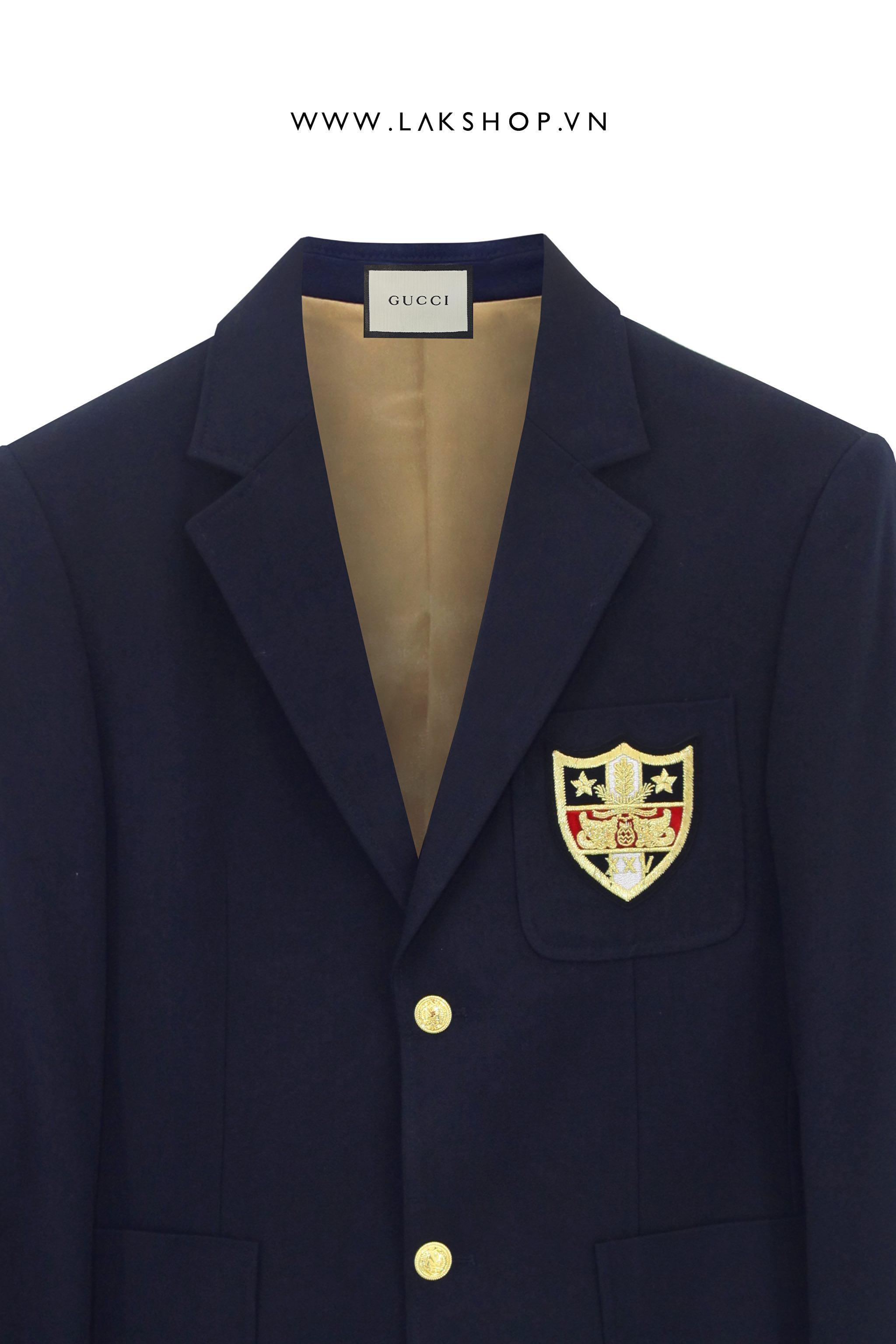 Louis Vuitton Striped Monogram Workwear Denim Shirt Jacket