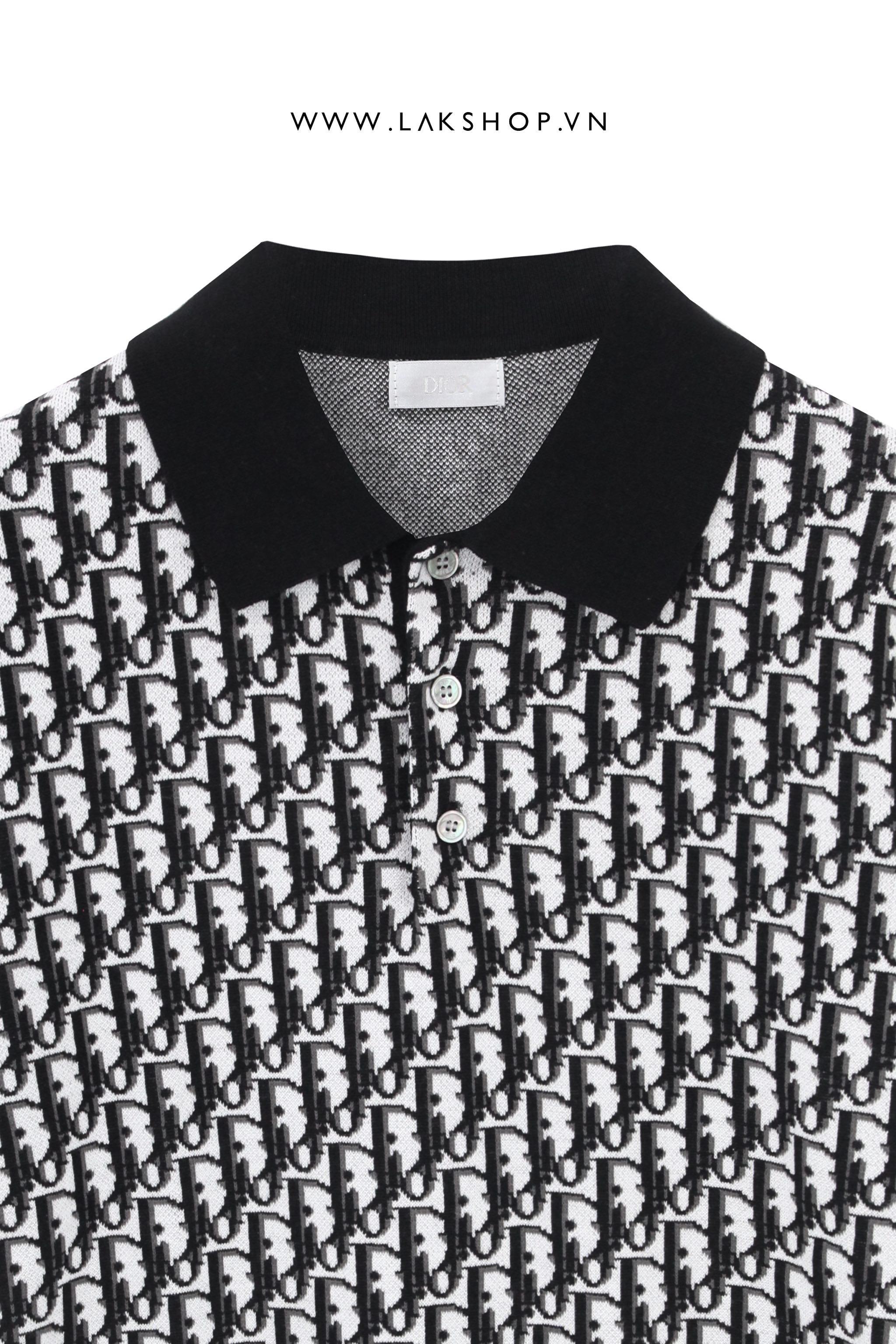 Gucci GG Monogram Mesh Double Shirt