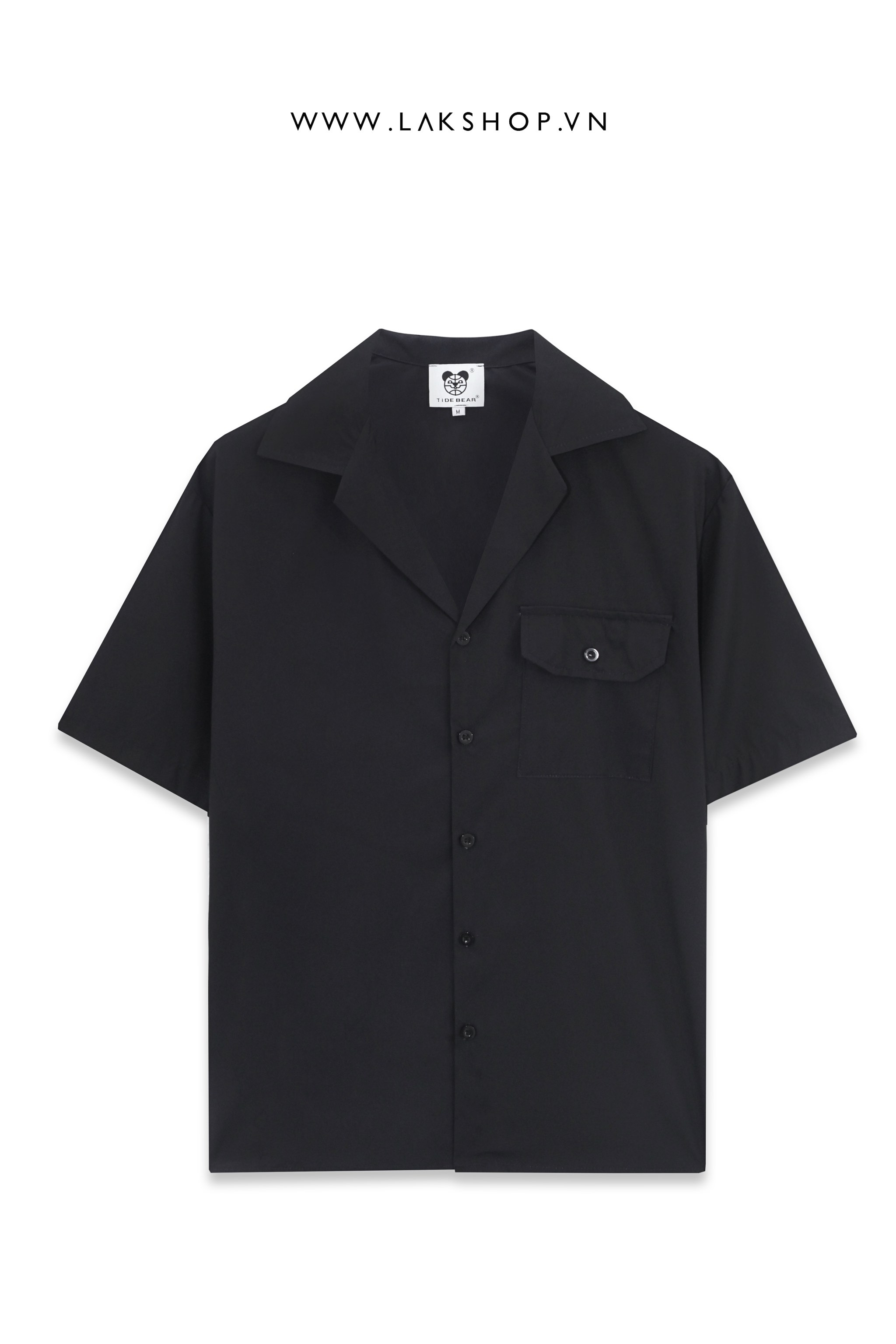 SpongeBob Print Short Sleeve Shirt