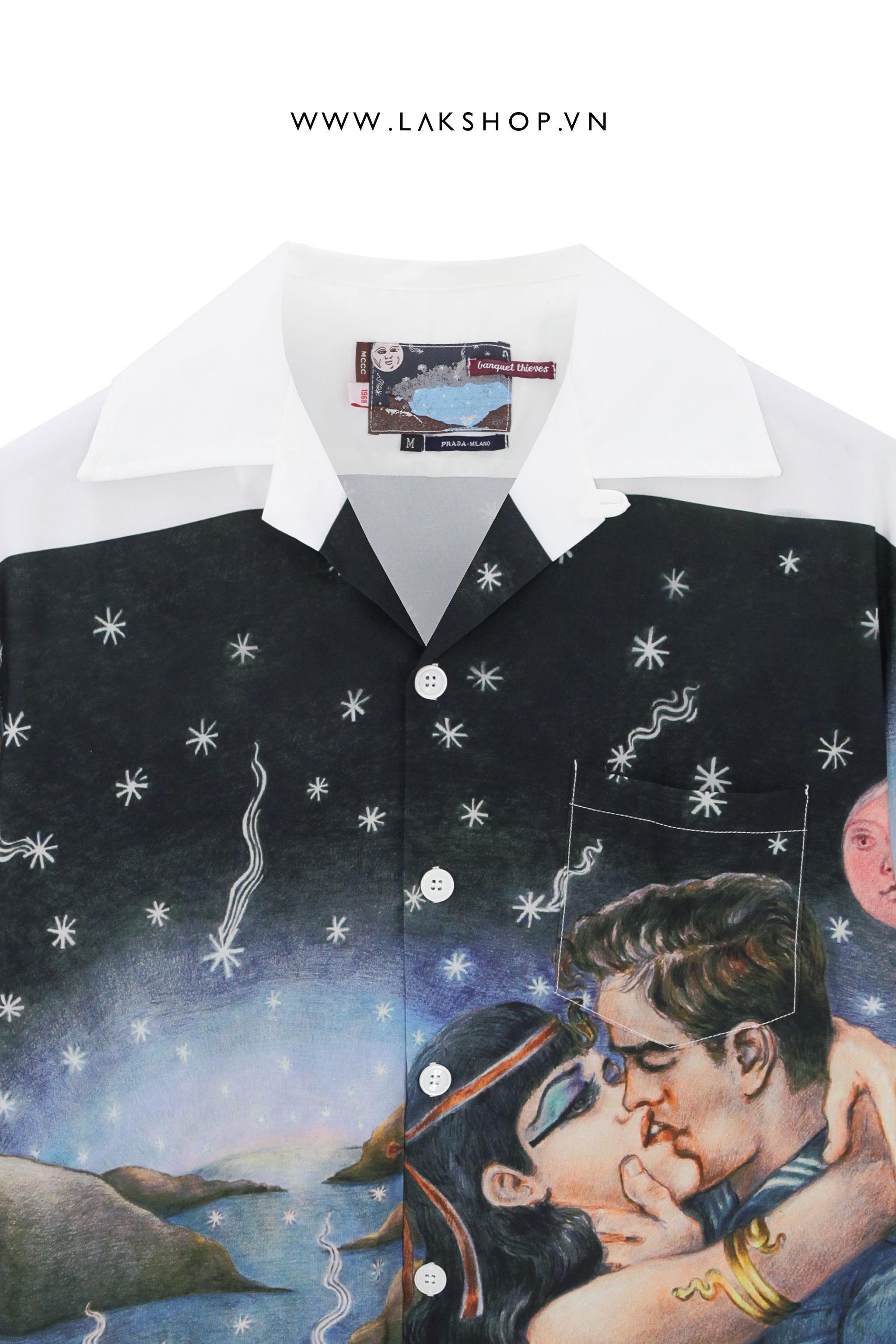 Gucci GG  Anchor Embroidered Piqué Begie Polo Shirt cv1
