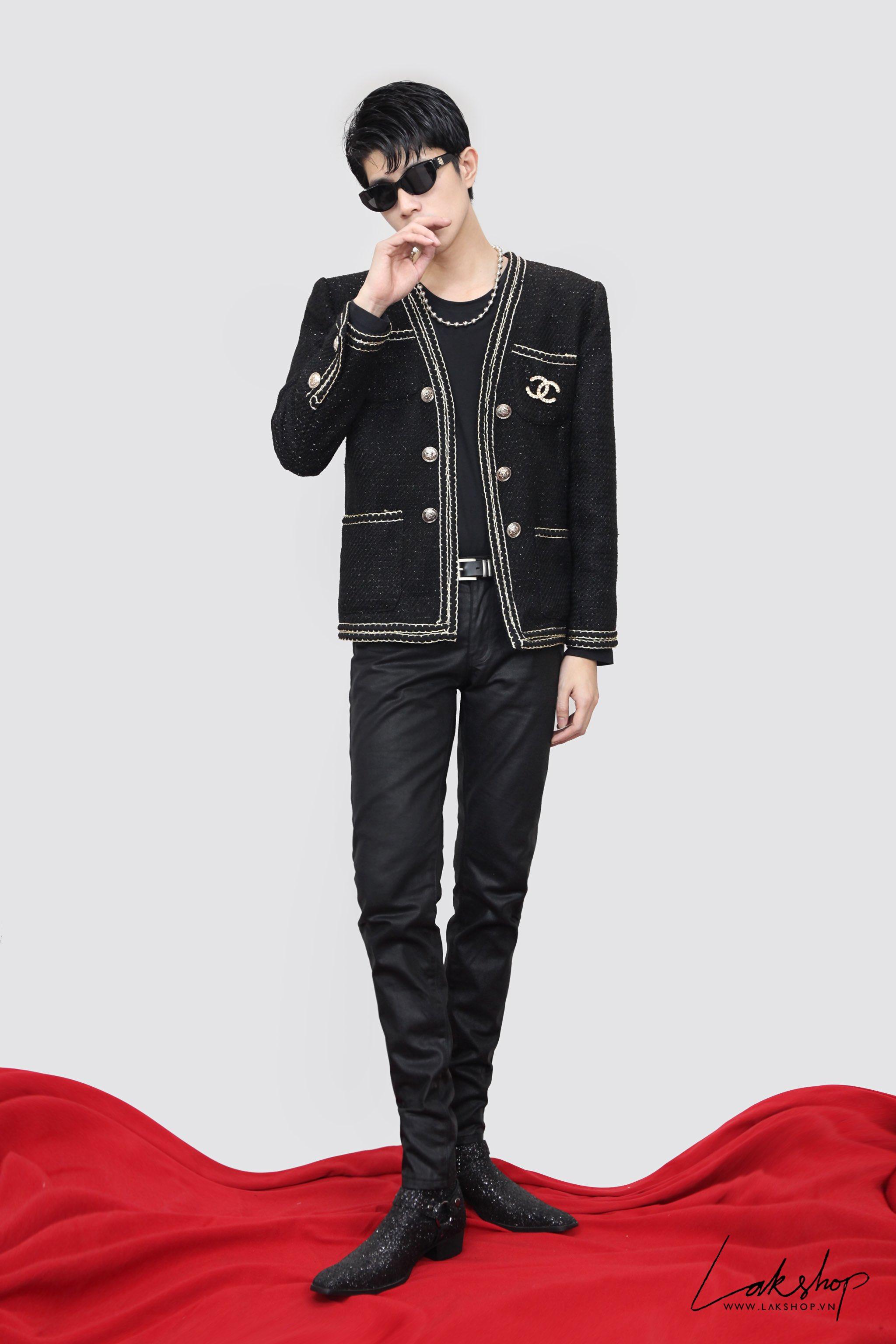 Gucci Cat Patch Piqué Begie Polo Shirt cv1