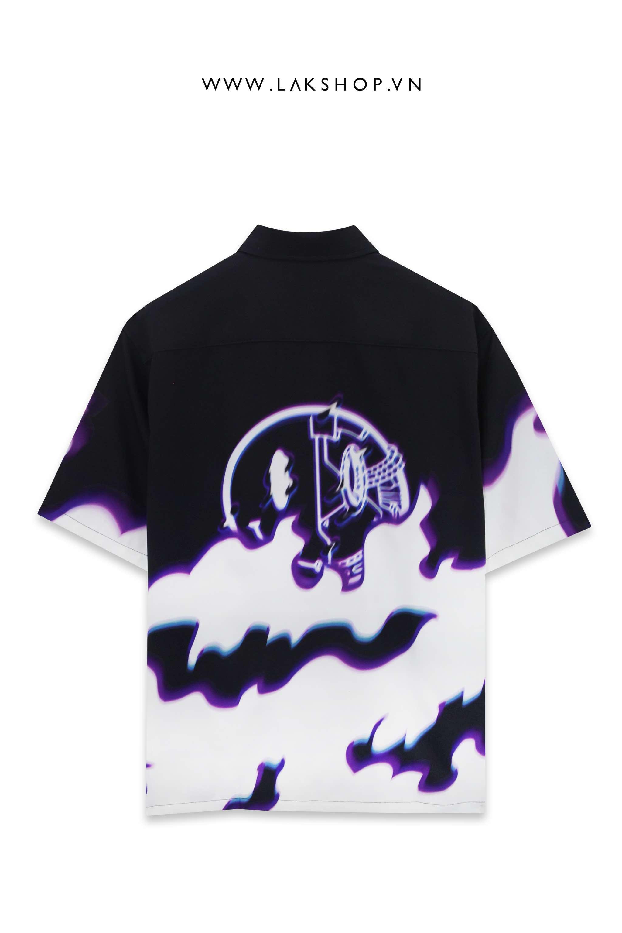 Dior Flowers Black T-Shirt