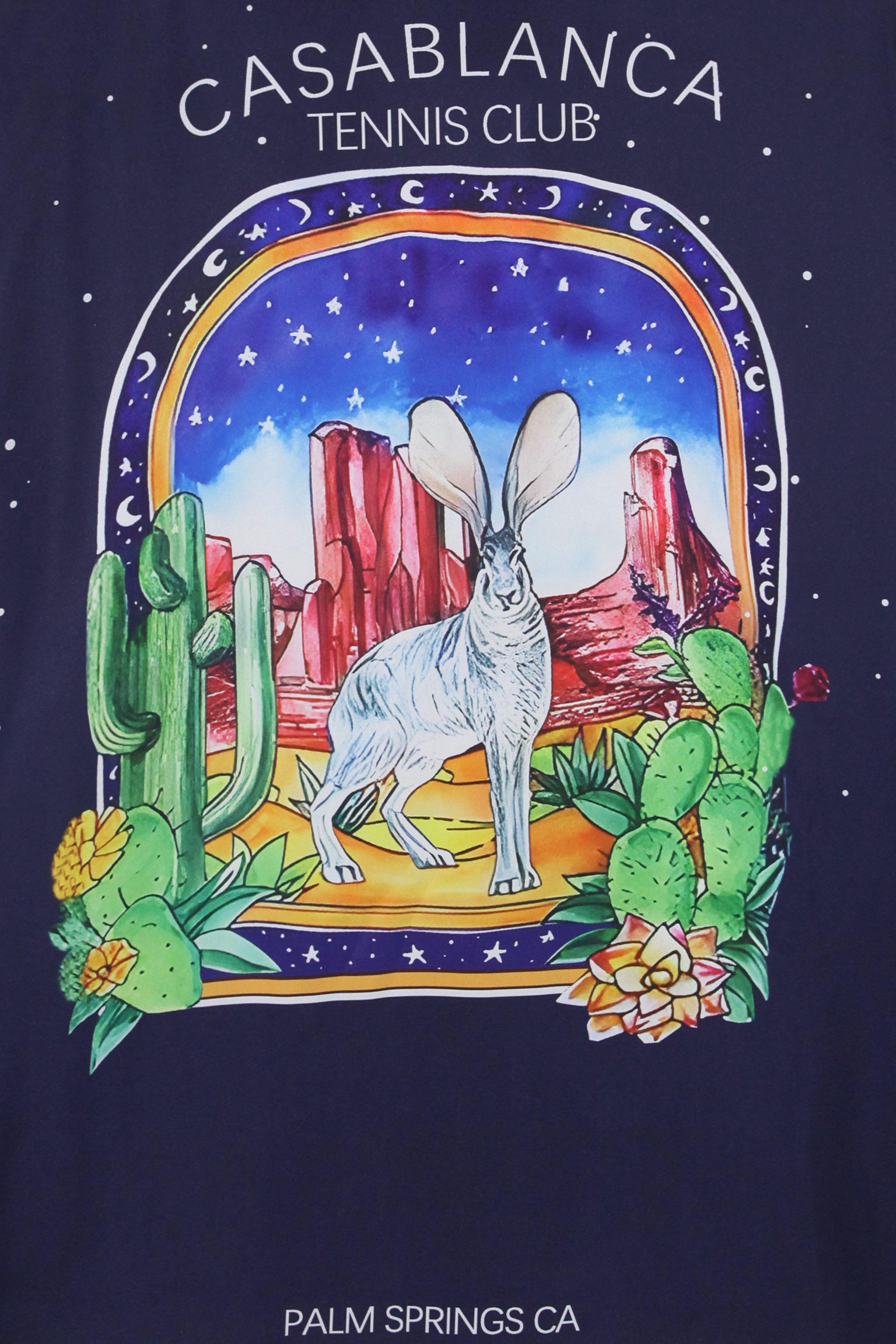 Oversized Black and White Flash Print Short Sleeve Shirt