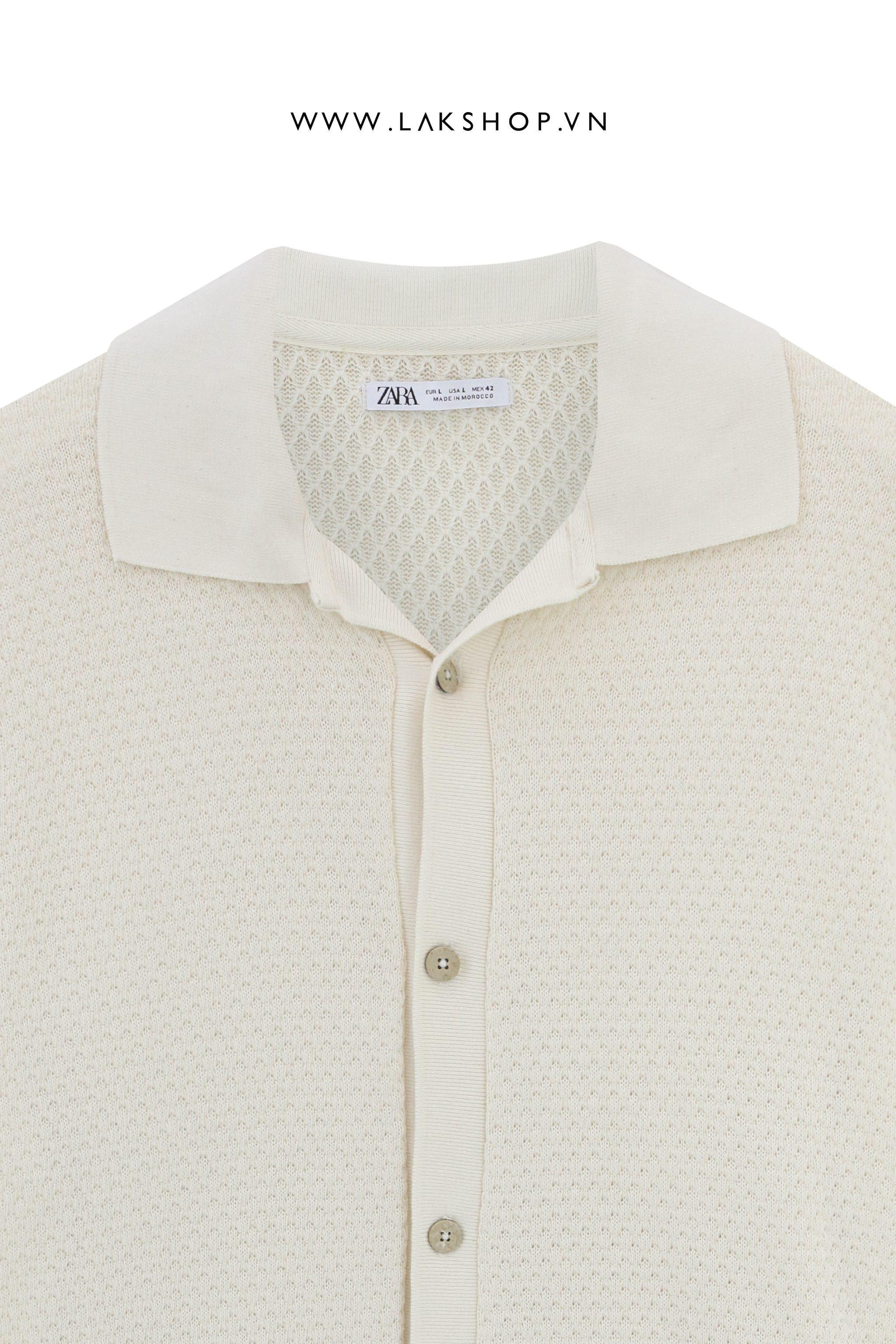 Louis Vuitton Hawaiian Tapestry Jacquard Gey Polo Shirt cv1