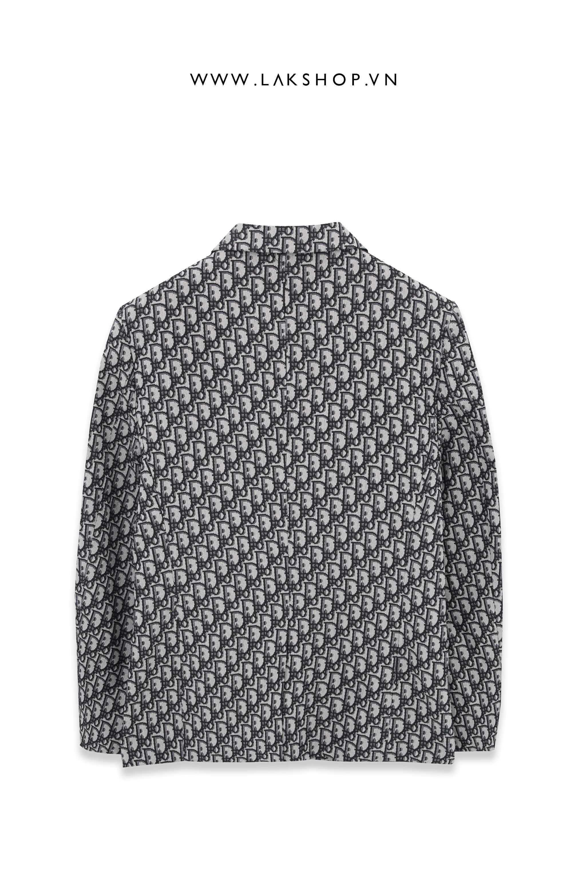 Dior Oblique White T-shirt cv2