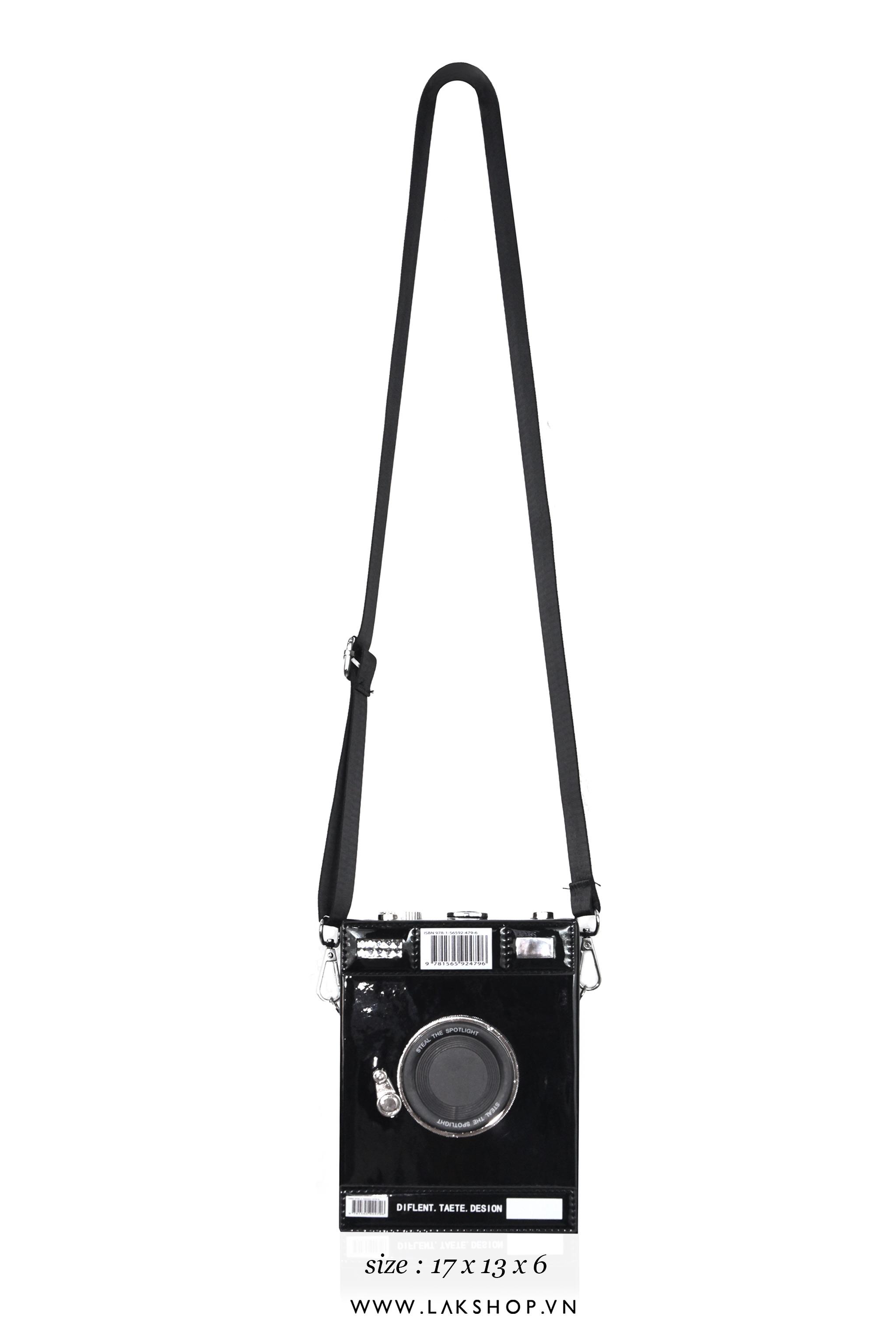 Camera Black Box Bag