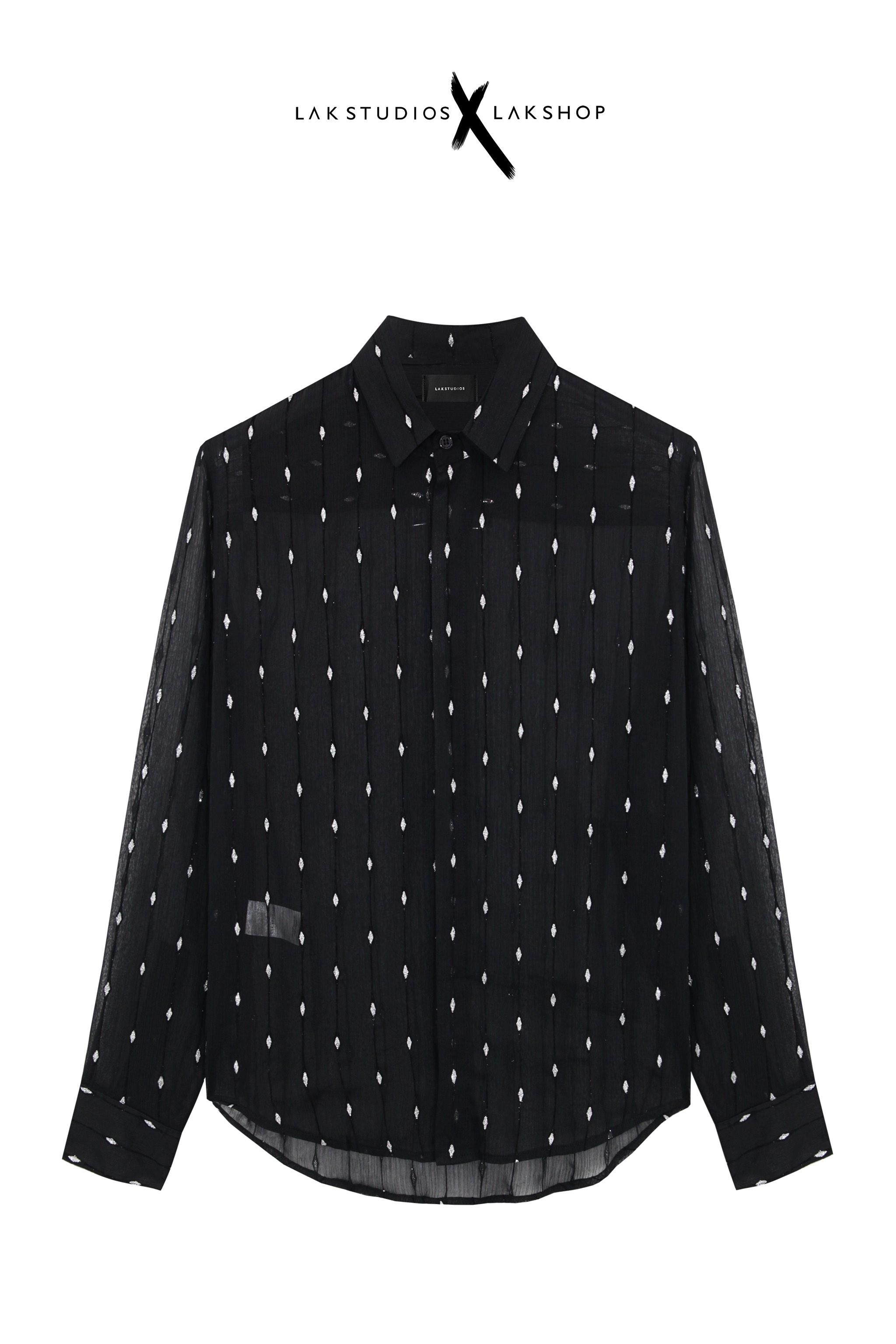 Louis Vuitton x Nigo Squared LV Logo Black Sweatshirt