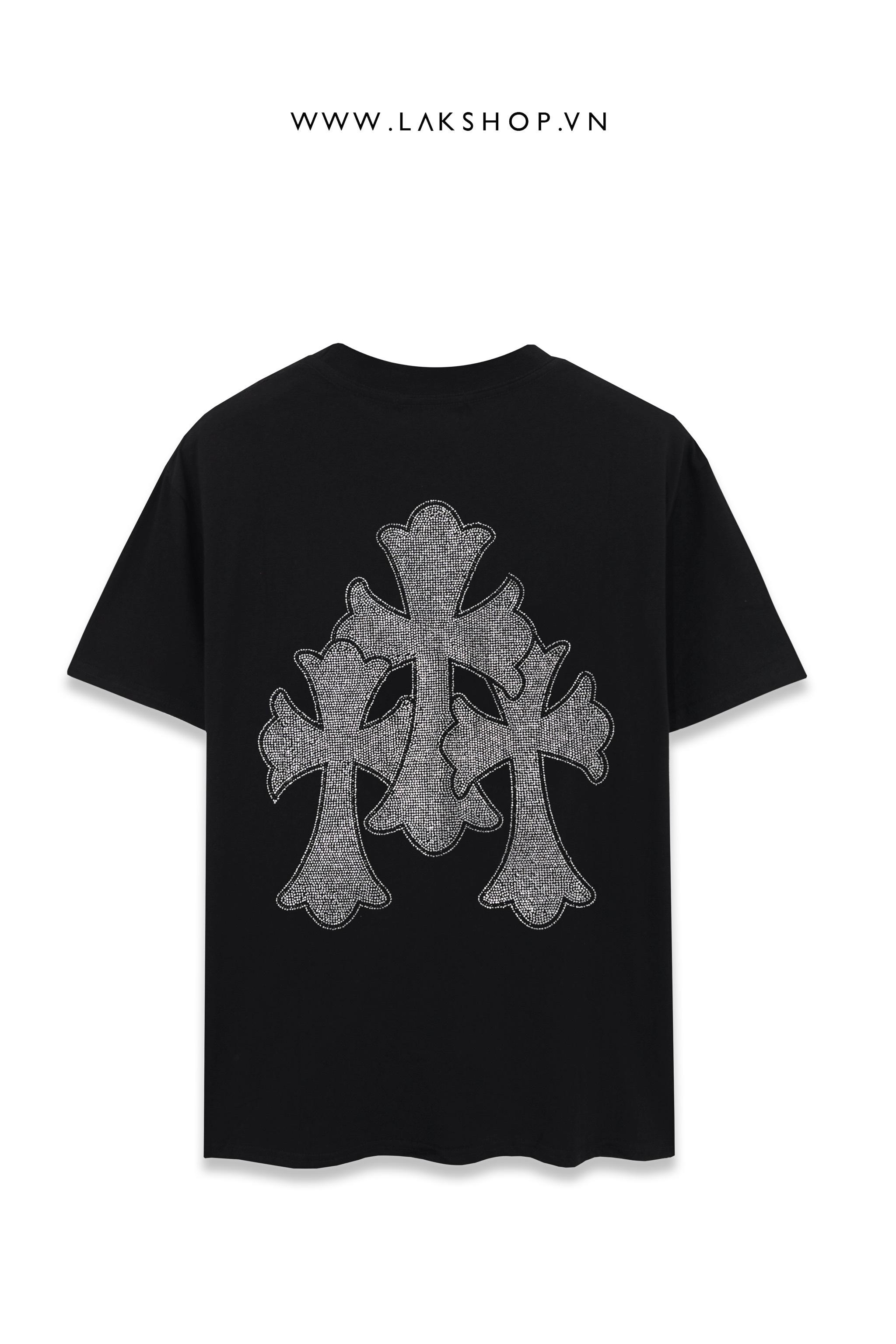 Black Effect With Neck Lanyard Shirt cv1