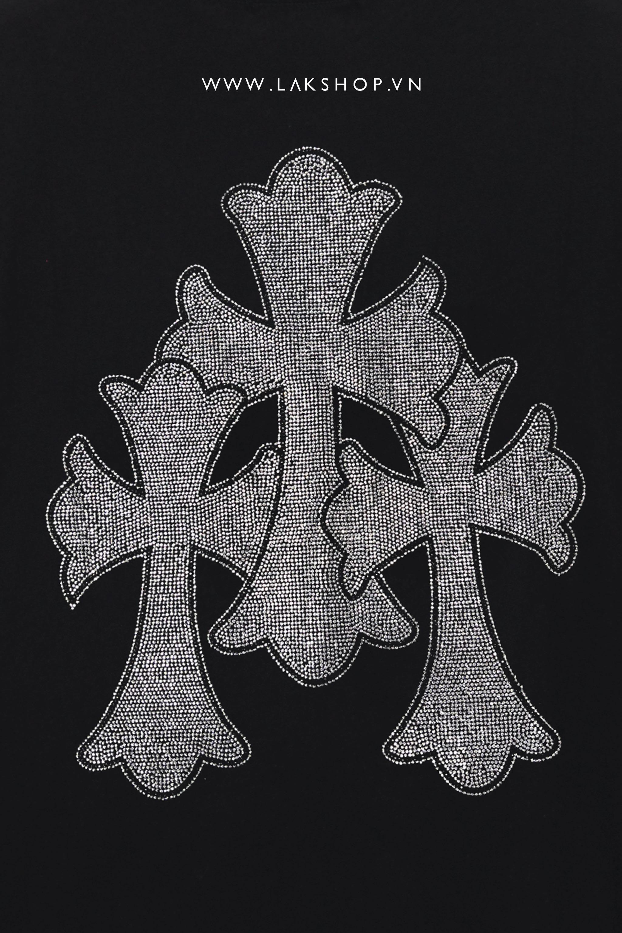 Louis Vuitton Removable Pocket Bleached Denim Shirt (Form rộng)