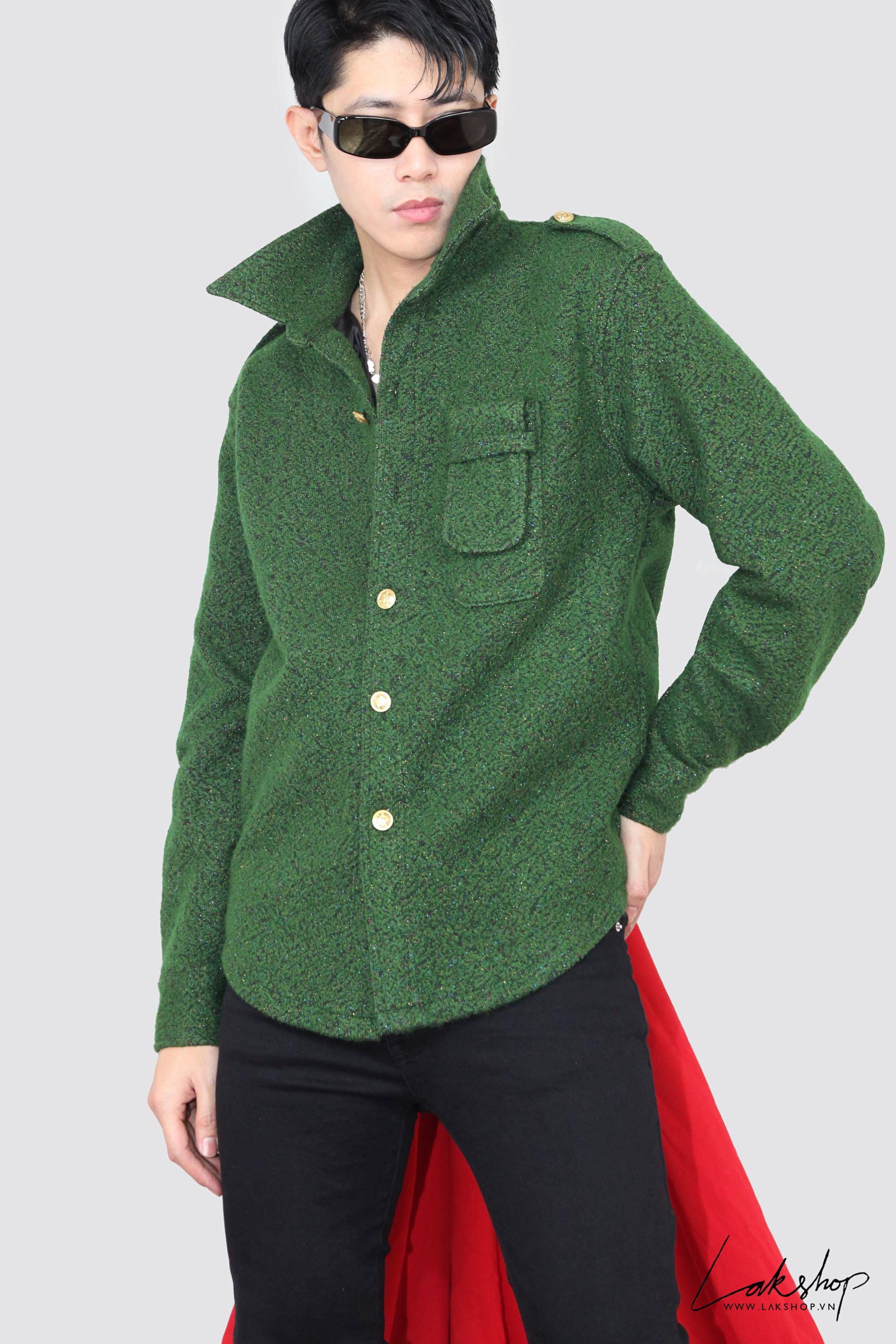 Dior Oblique Monogram Black Silk Shirt