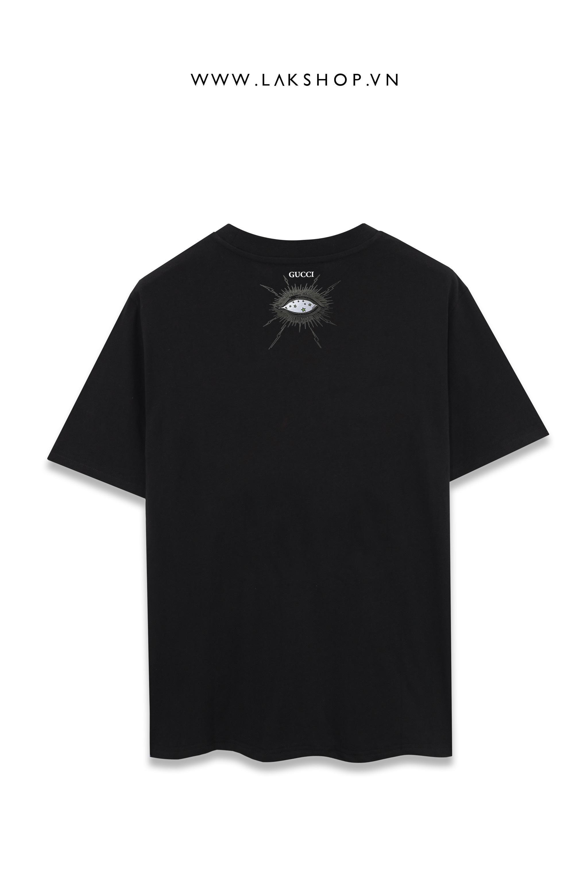 Lak Studios Tropical Bird Printed Short Sleeve Shirt