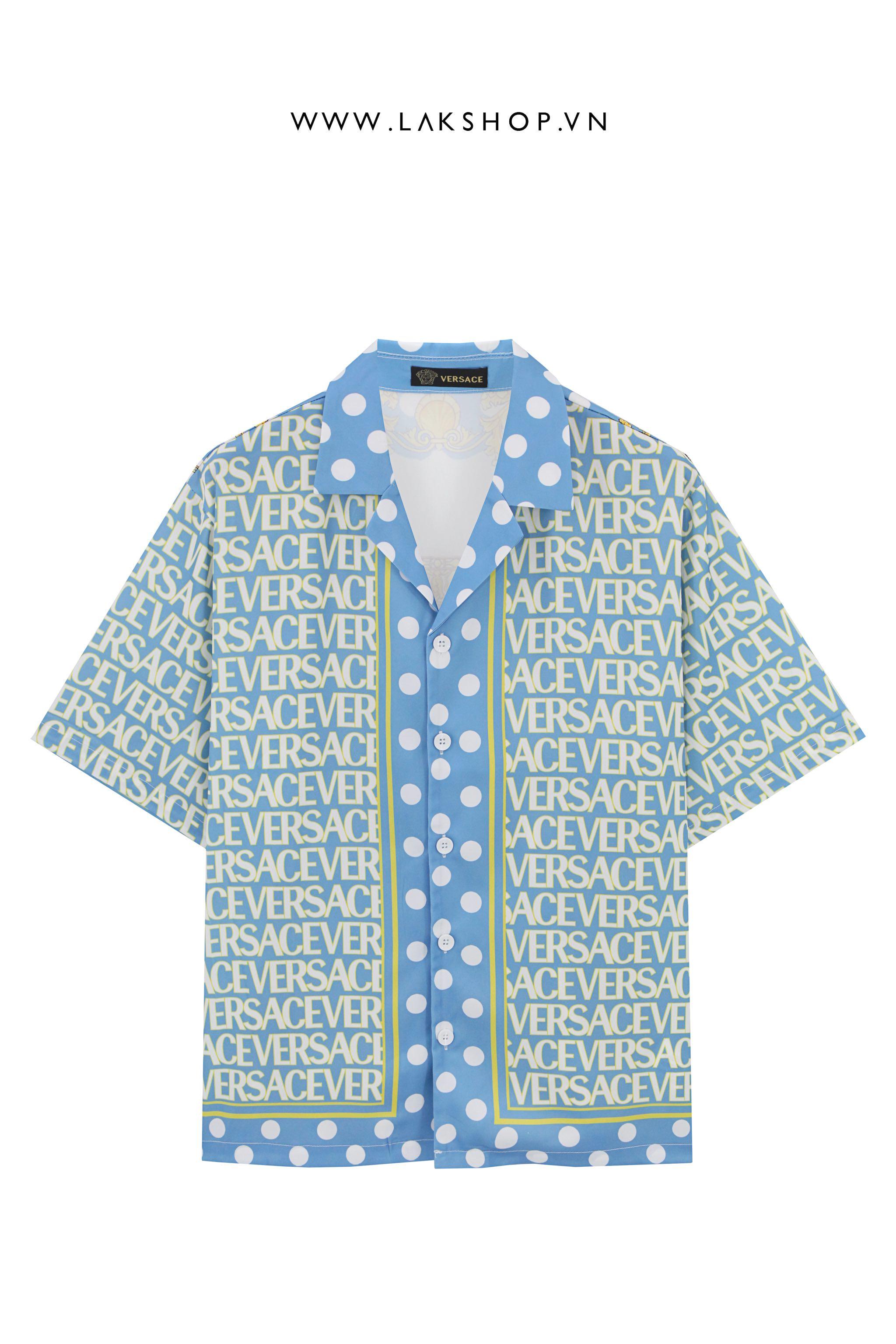 Louis Vuitton Logo Monogram Toweling T-shirt in White cv3