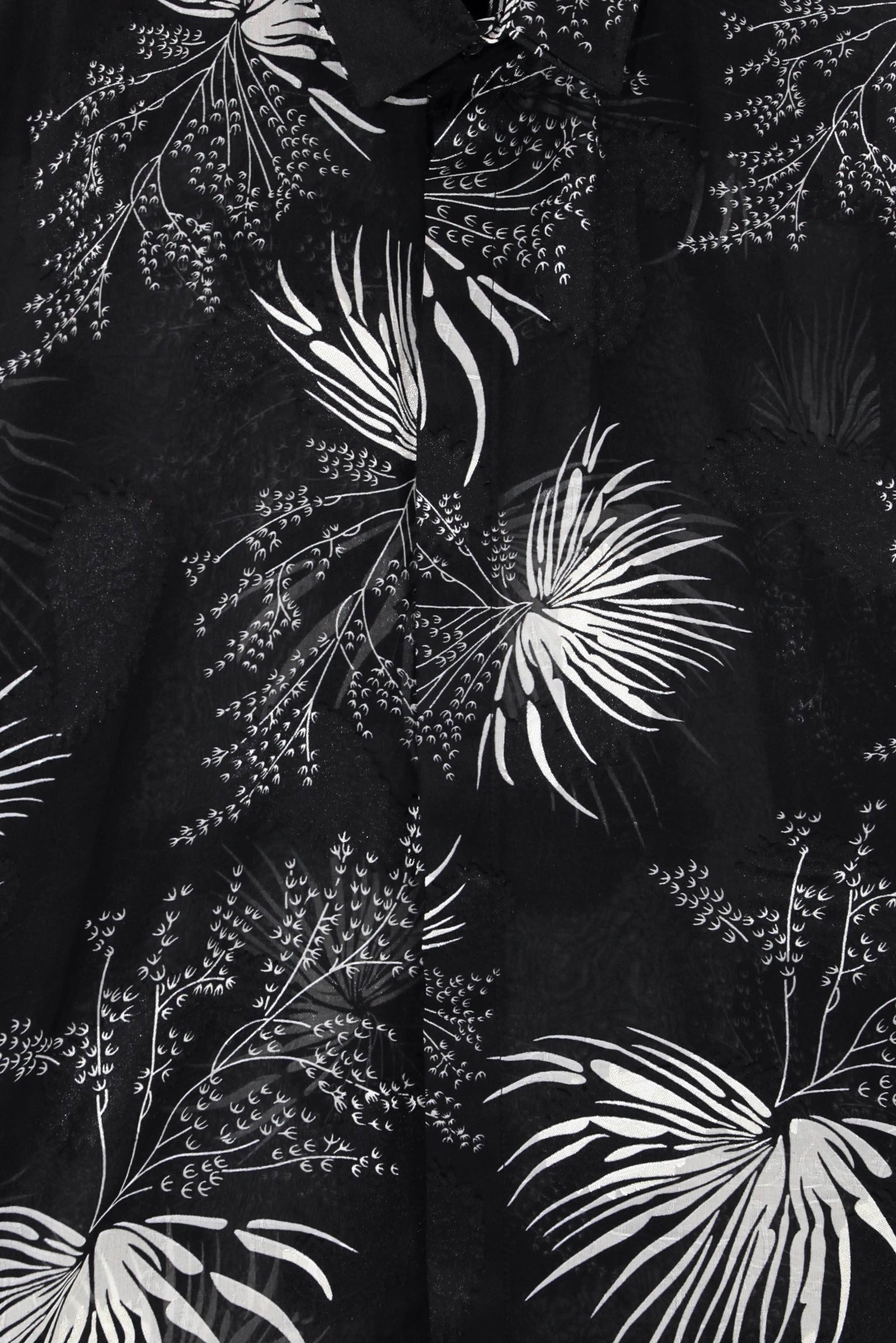 Lak Studios Loose Bowling Shirt in White