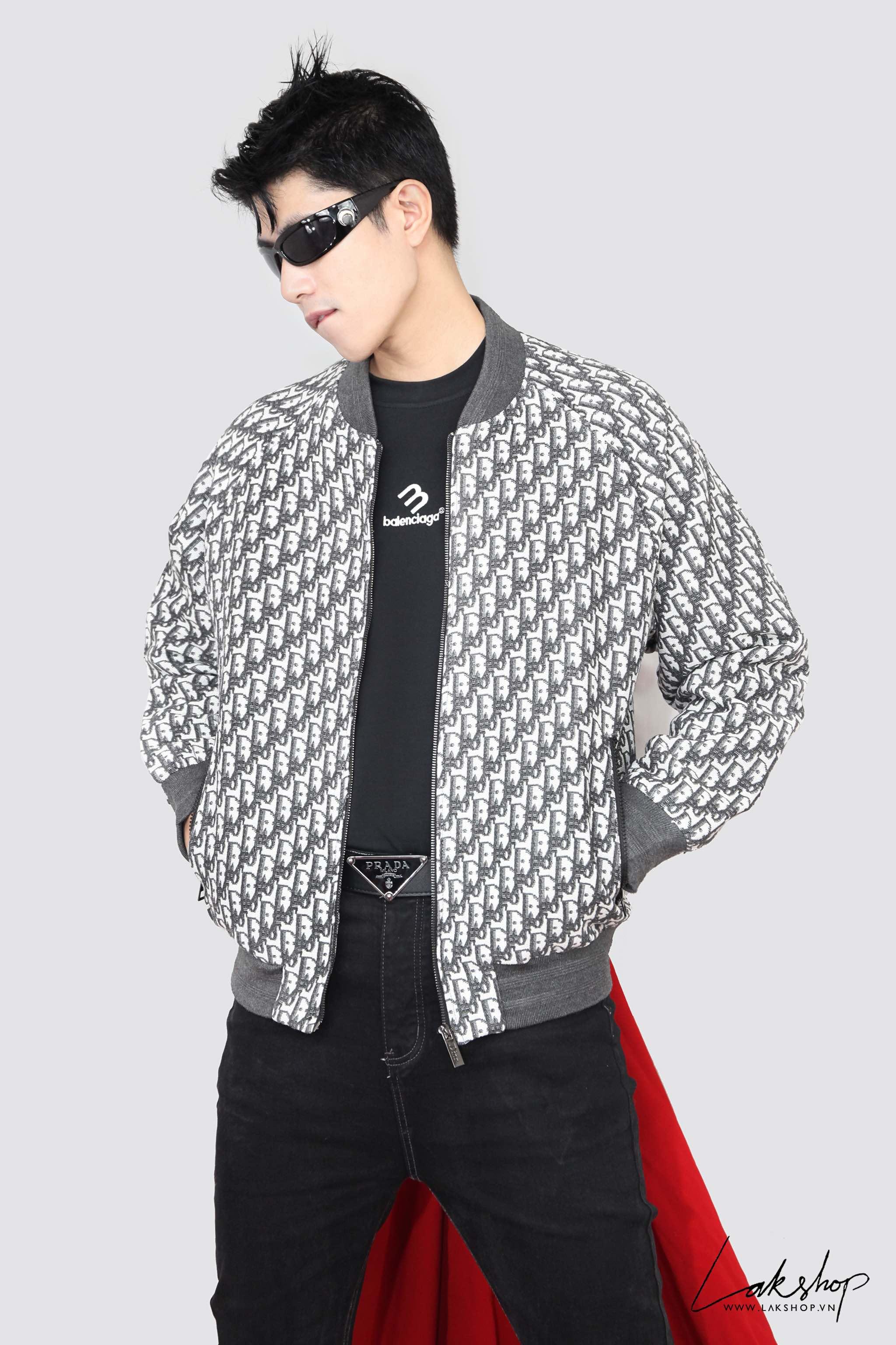 Lak Studios Zebra Black Zed Short Sleeve Shirt cv1