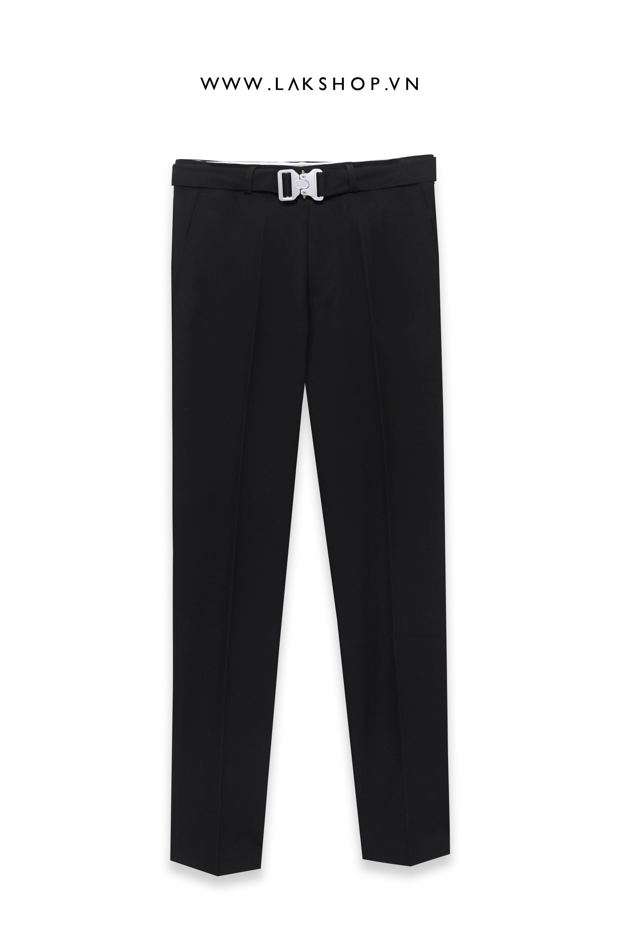 Dior Pants With Removable Harness Buckle Belt