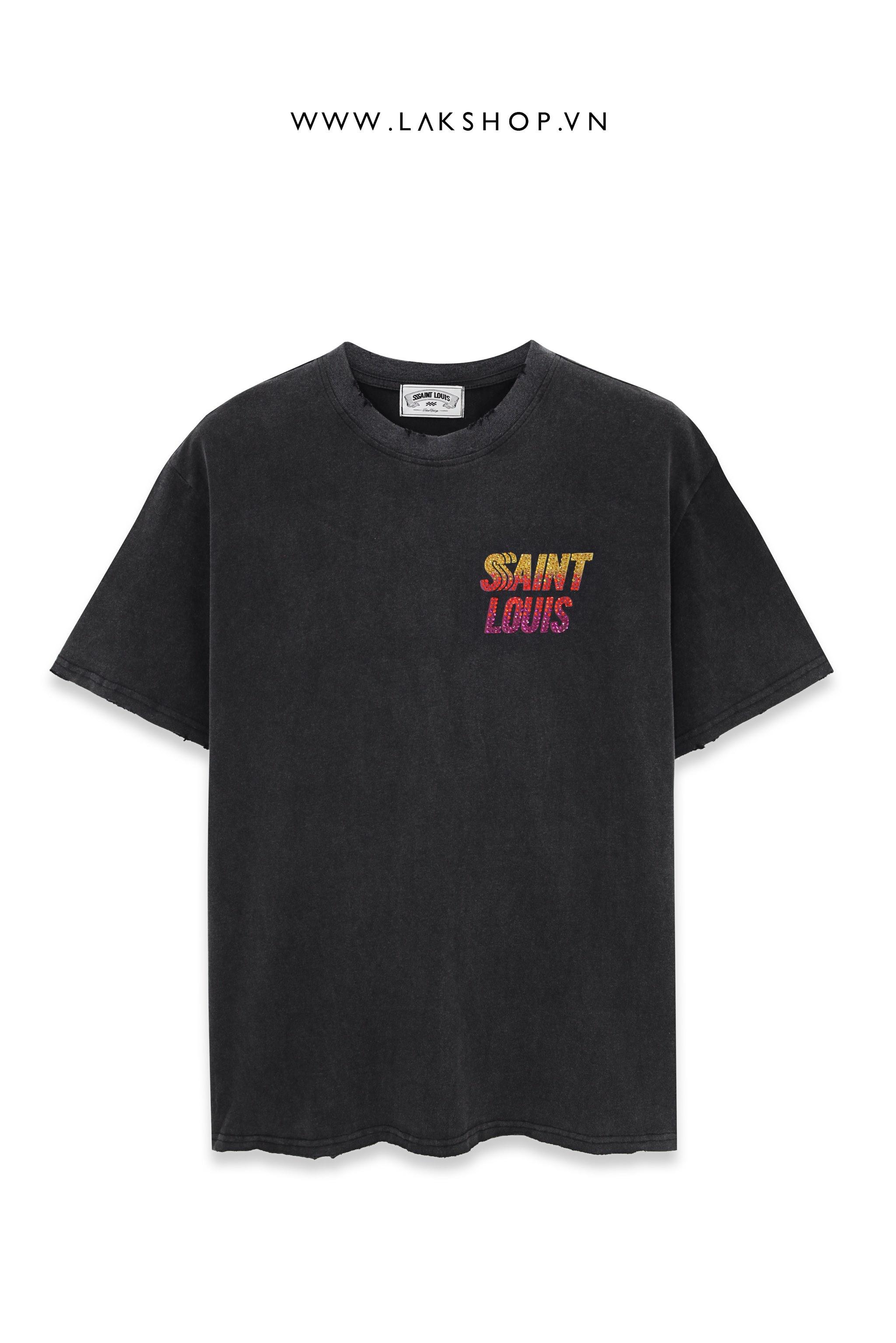 Black Sweatshirt Loose Jogger Pant