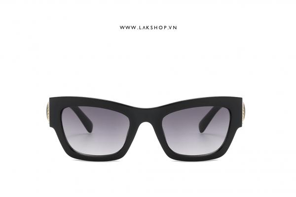 Stud Black Sunglasses