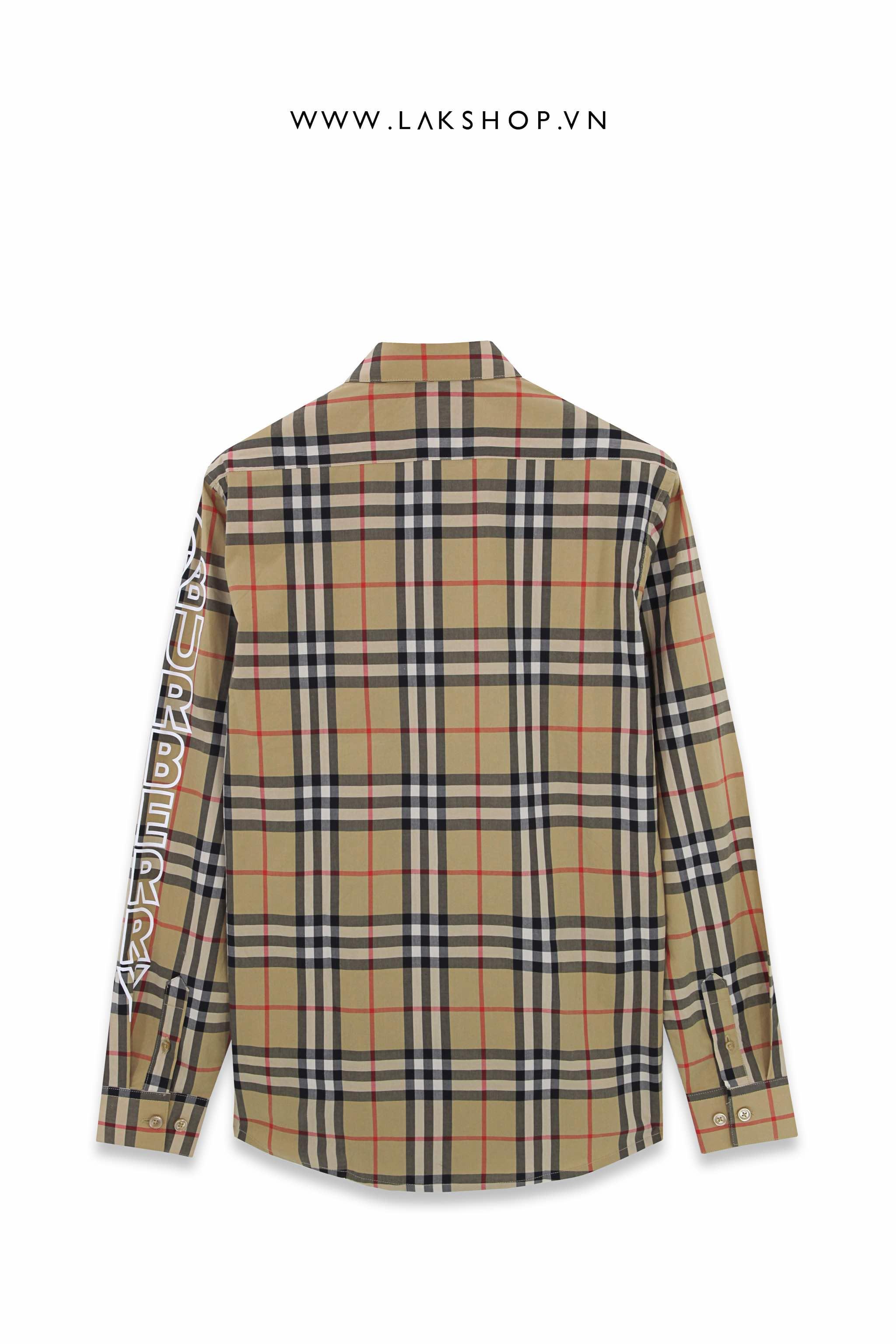 Gucci GG Monogram Mesh Double Shirt cv1