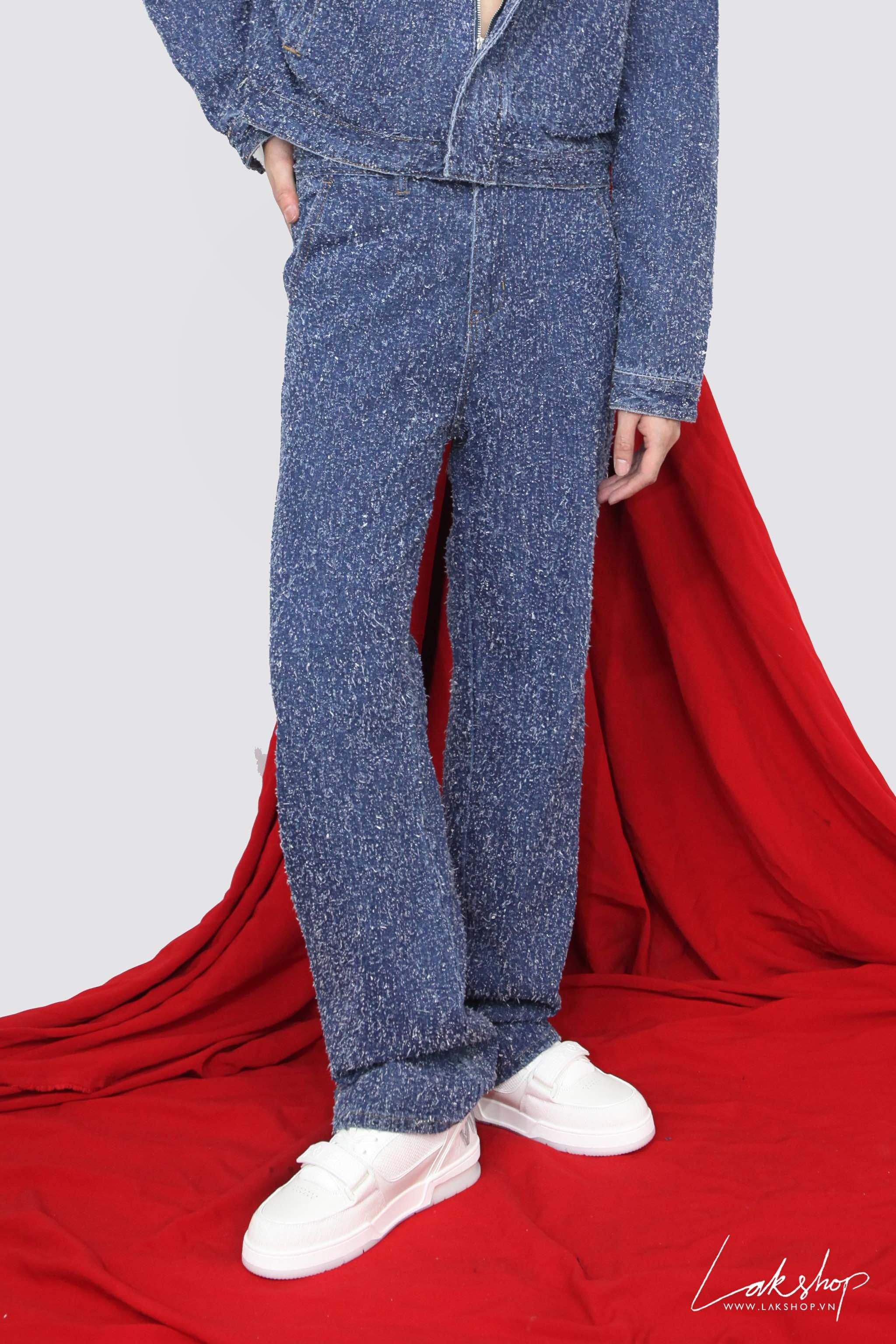 Vòng Cổ Louis Vuitton LV Chain Links Patches Rainbow Necklace Fullbox