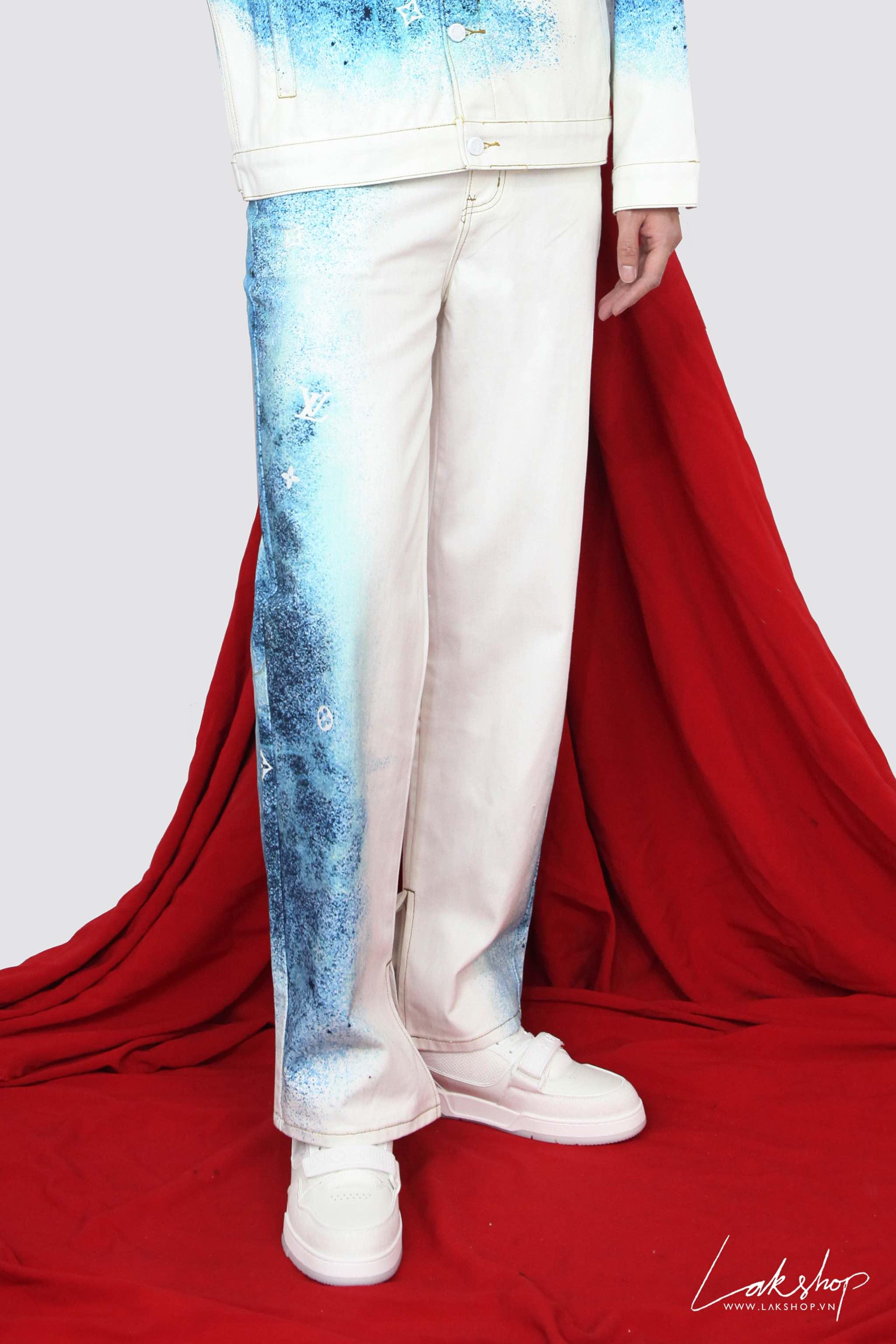 Oversized Black Pleated T-shirt cv3