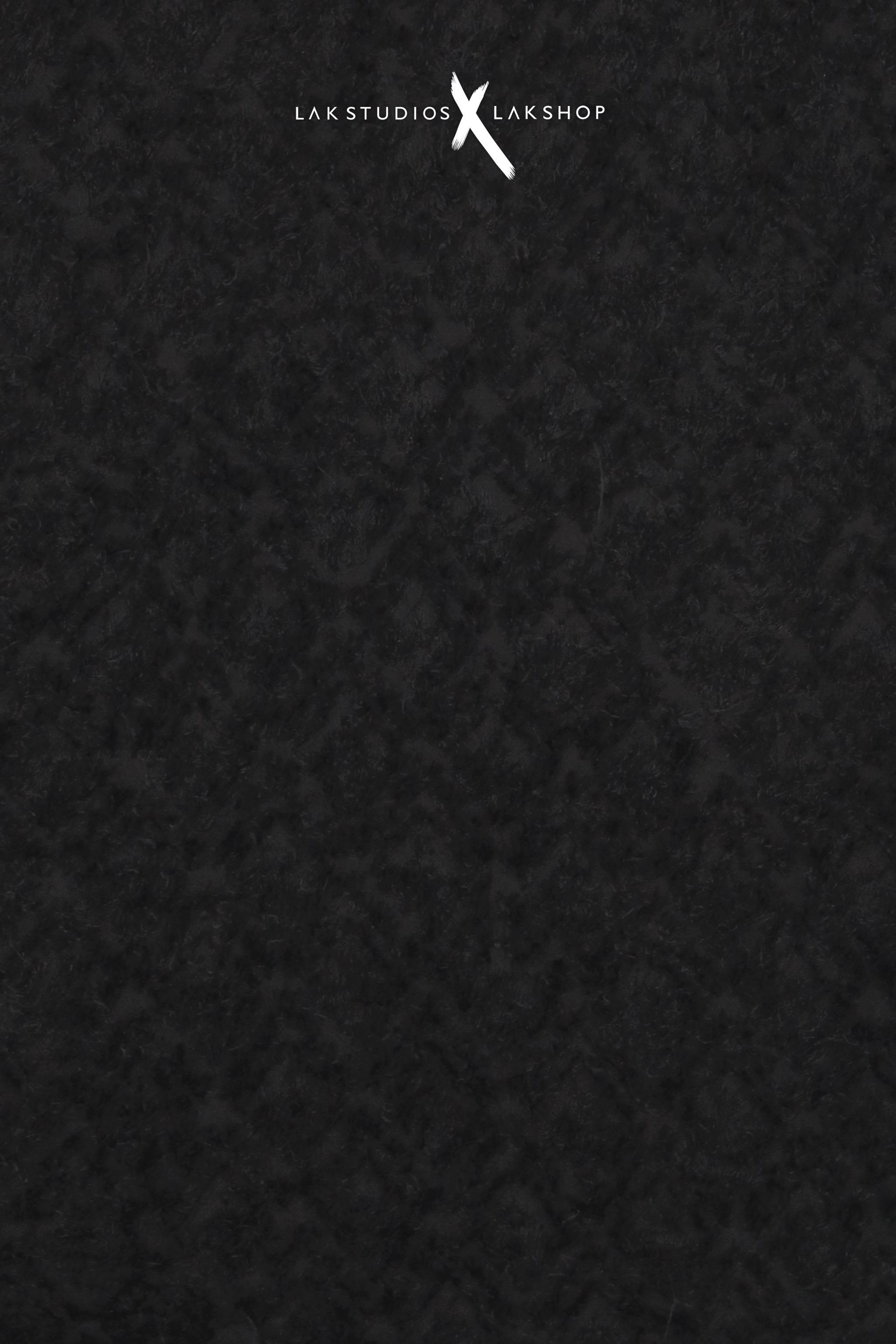 Lak Studios Check Tweed with Velvet Shirt Jacket