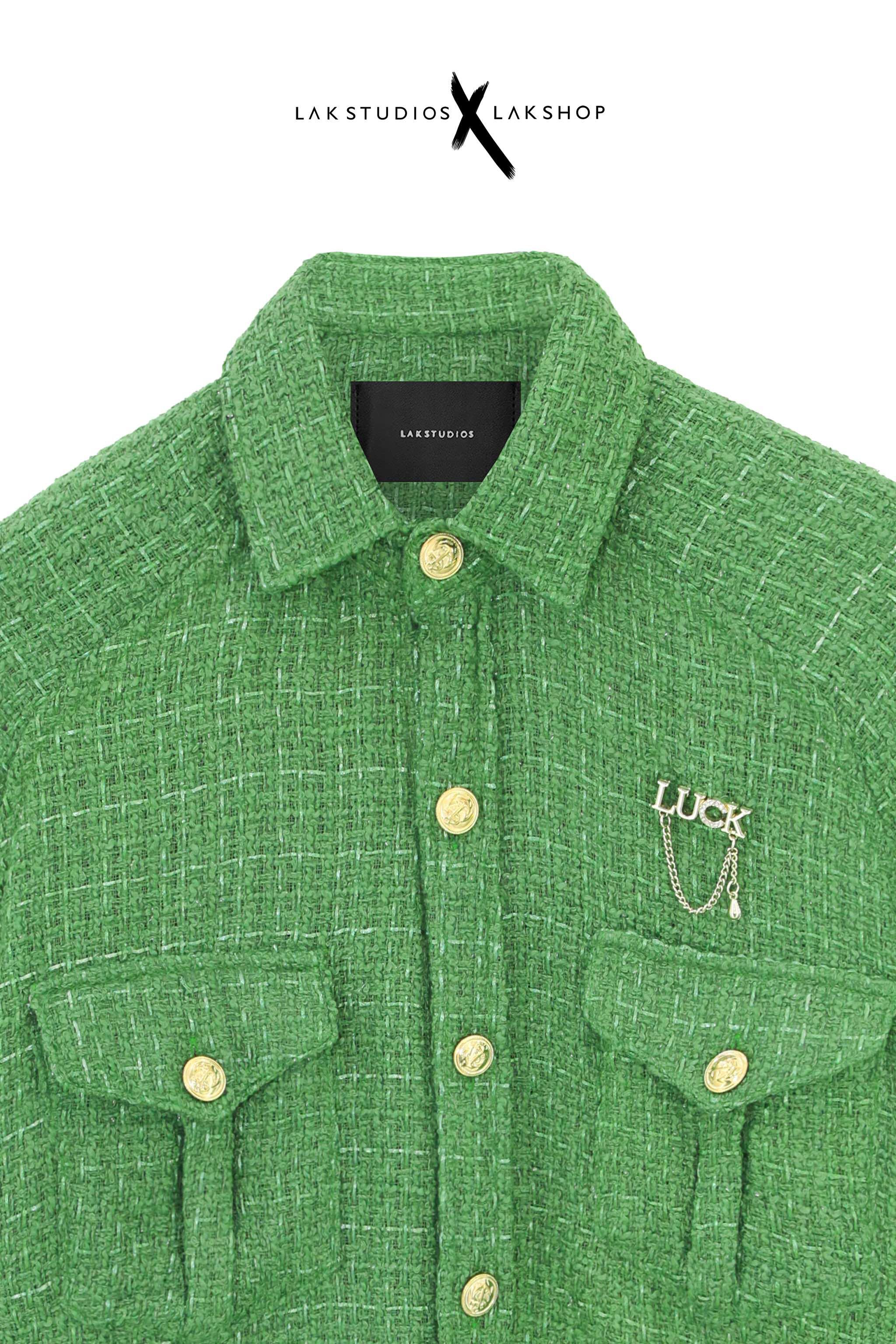 Lak Studios Mini Star Stripe Shirt