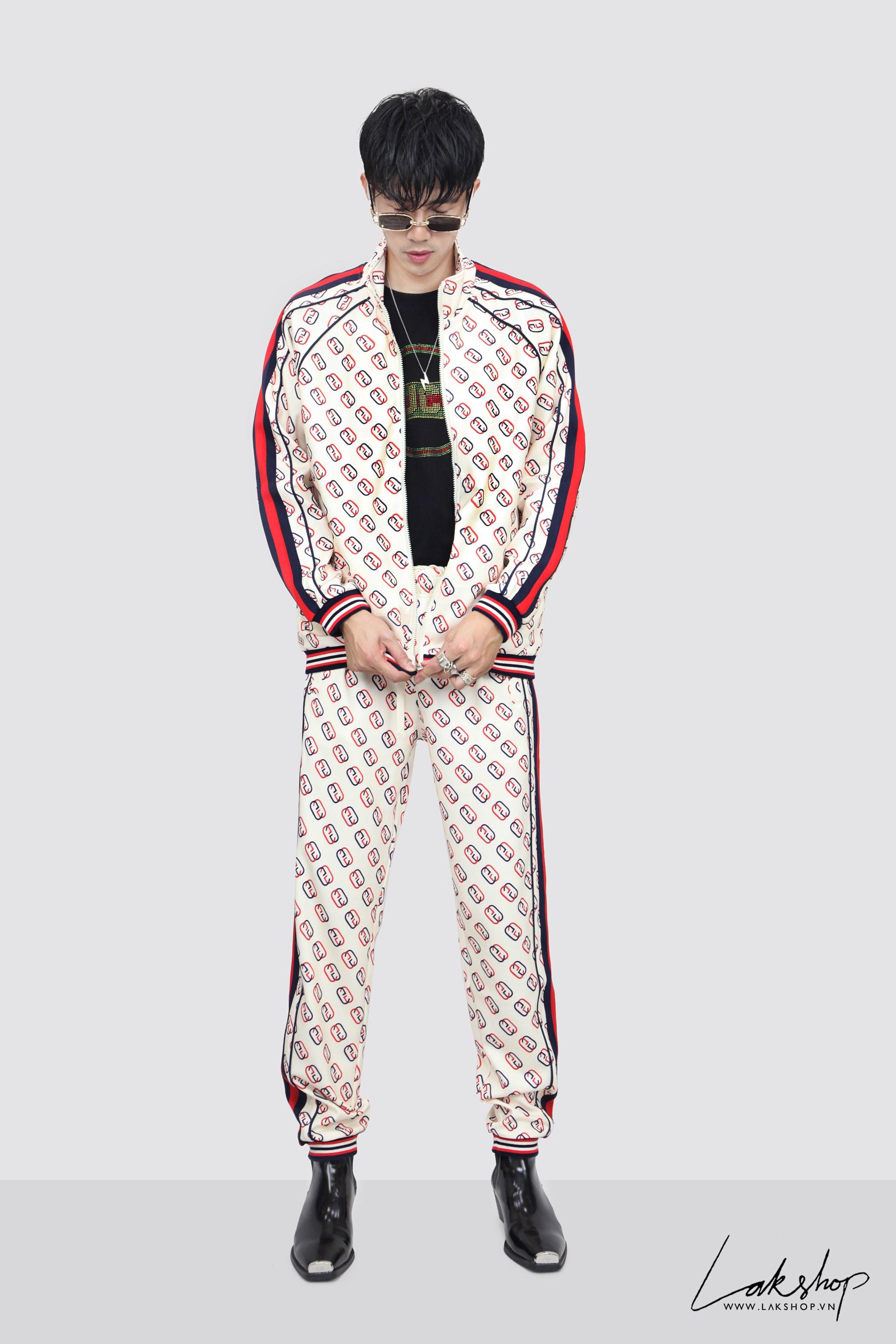 Gucci Captain GG Track Pant  cv2