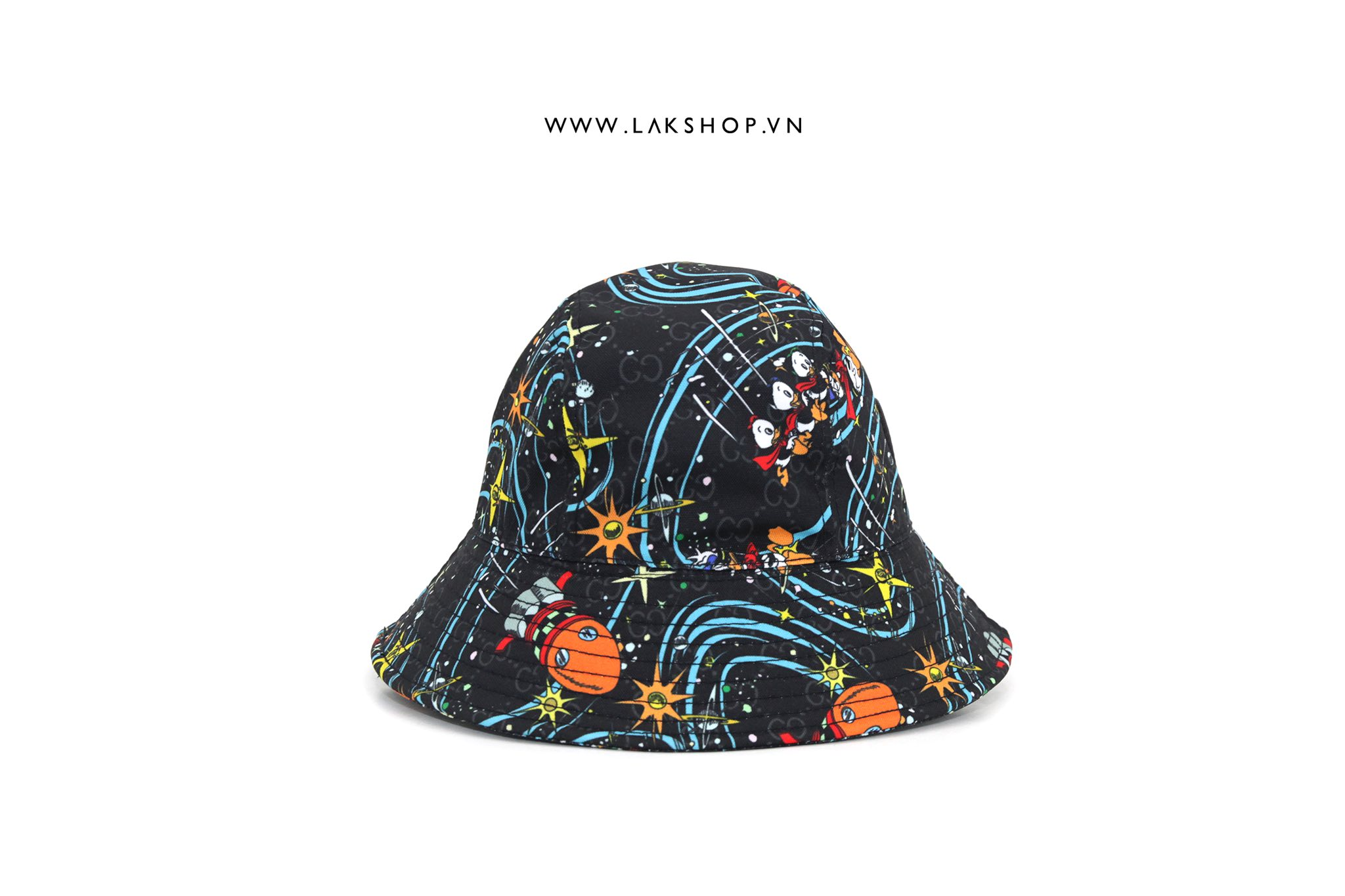 Gucci x Donald Duck Canvas Bucket Hat