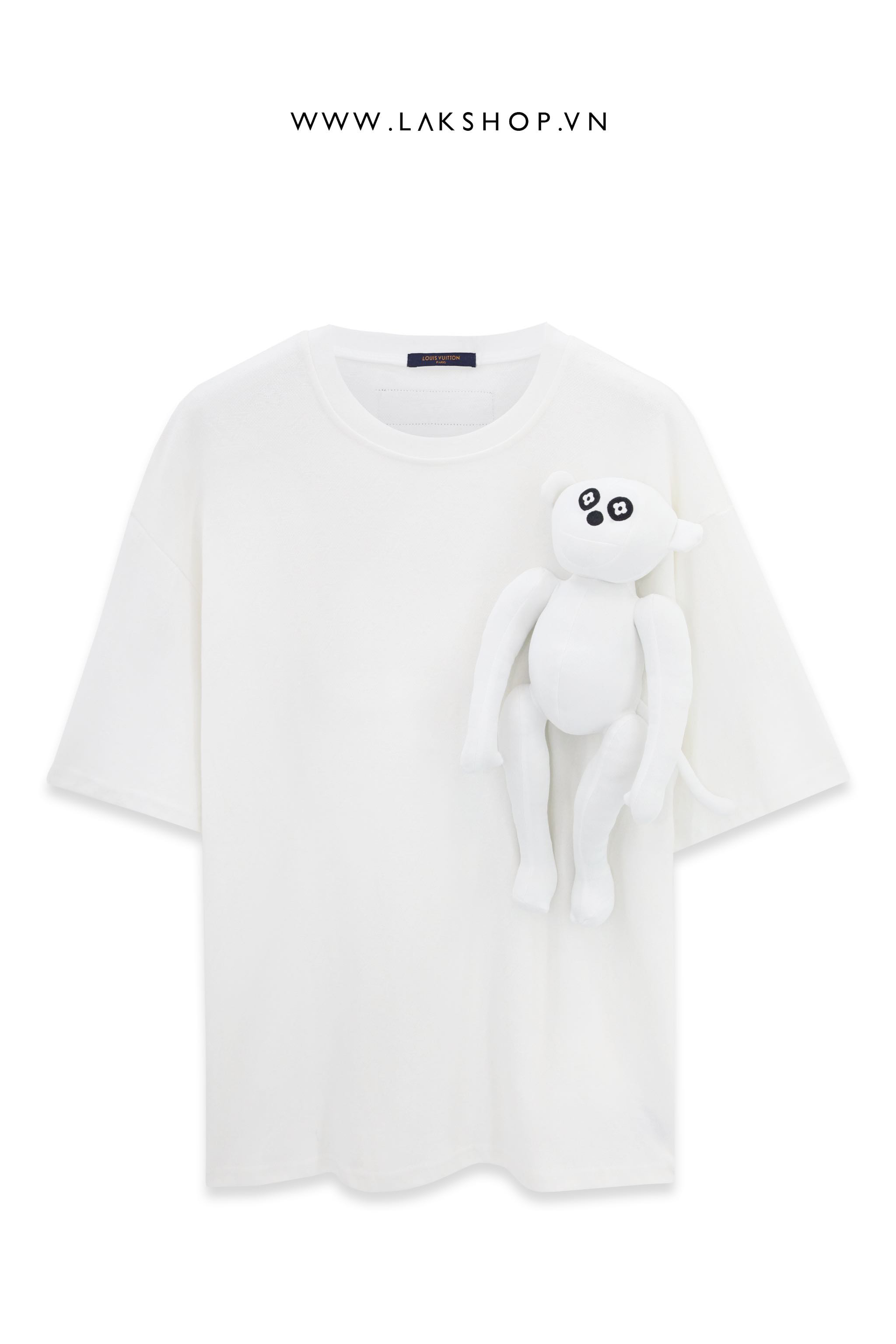 Louis Vuitton 3D Monkey Oversized T-shirt